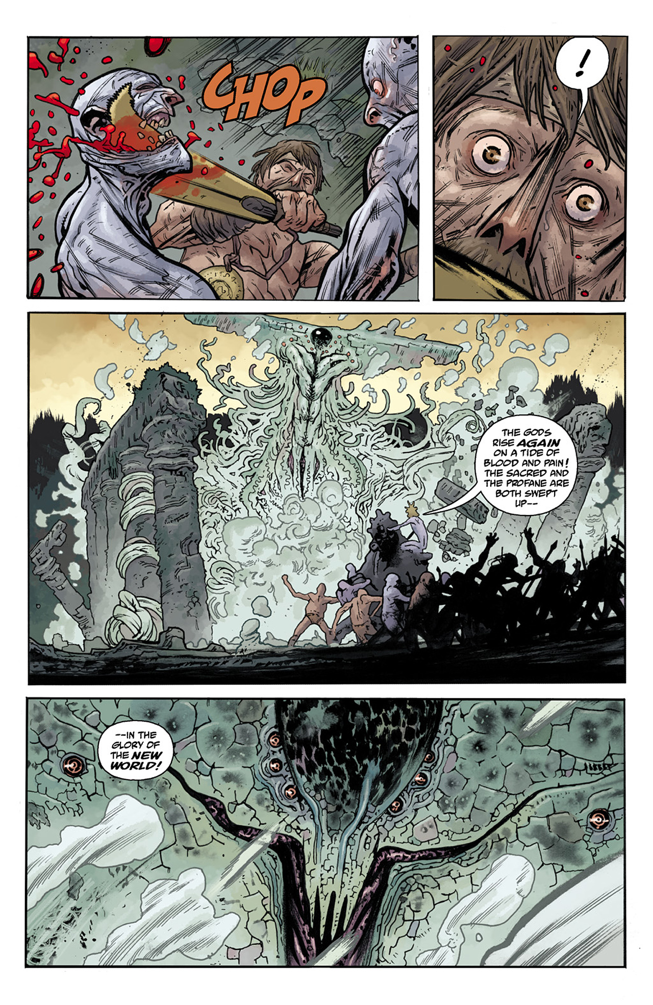 Read online B.P.R.D. Hell on Earth: The Abyss of Time comic -  Issue #104 - 15