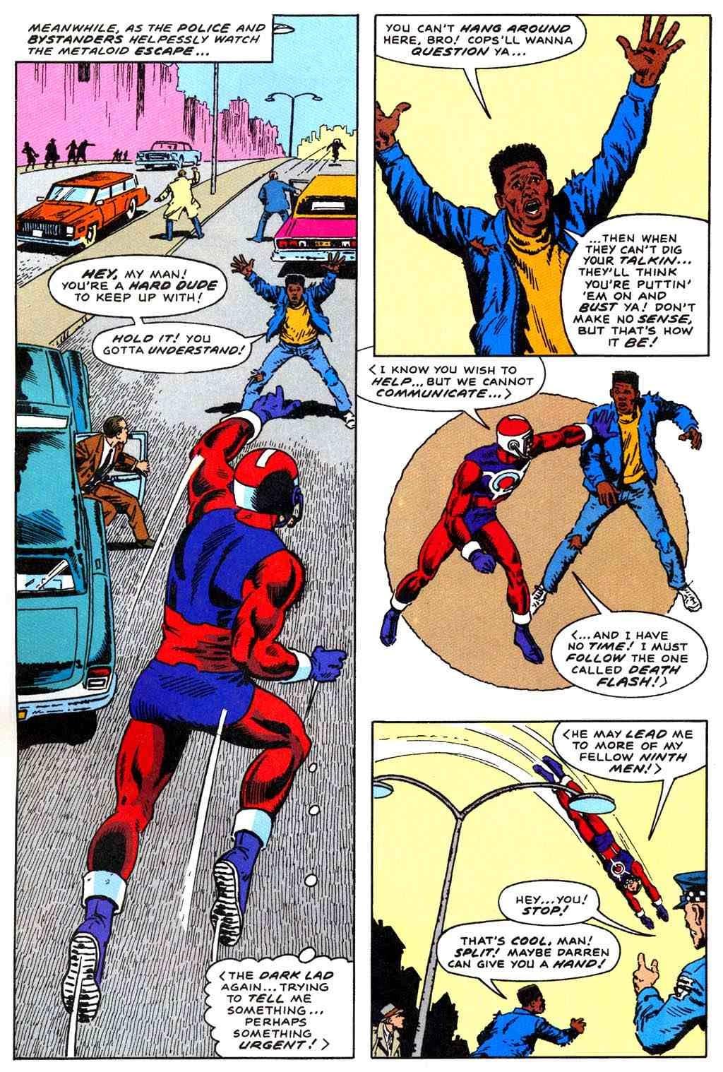 Read online Bombast comic -  Issue # Full - 25