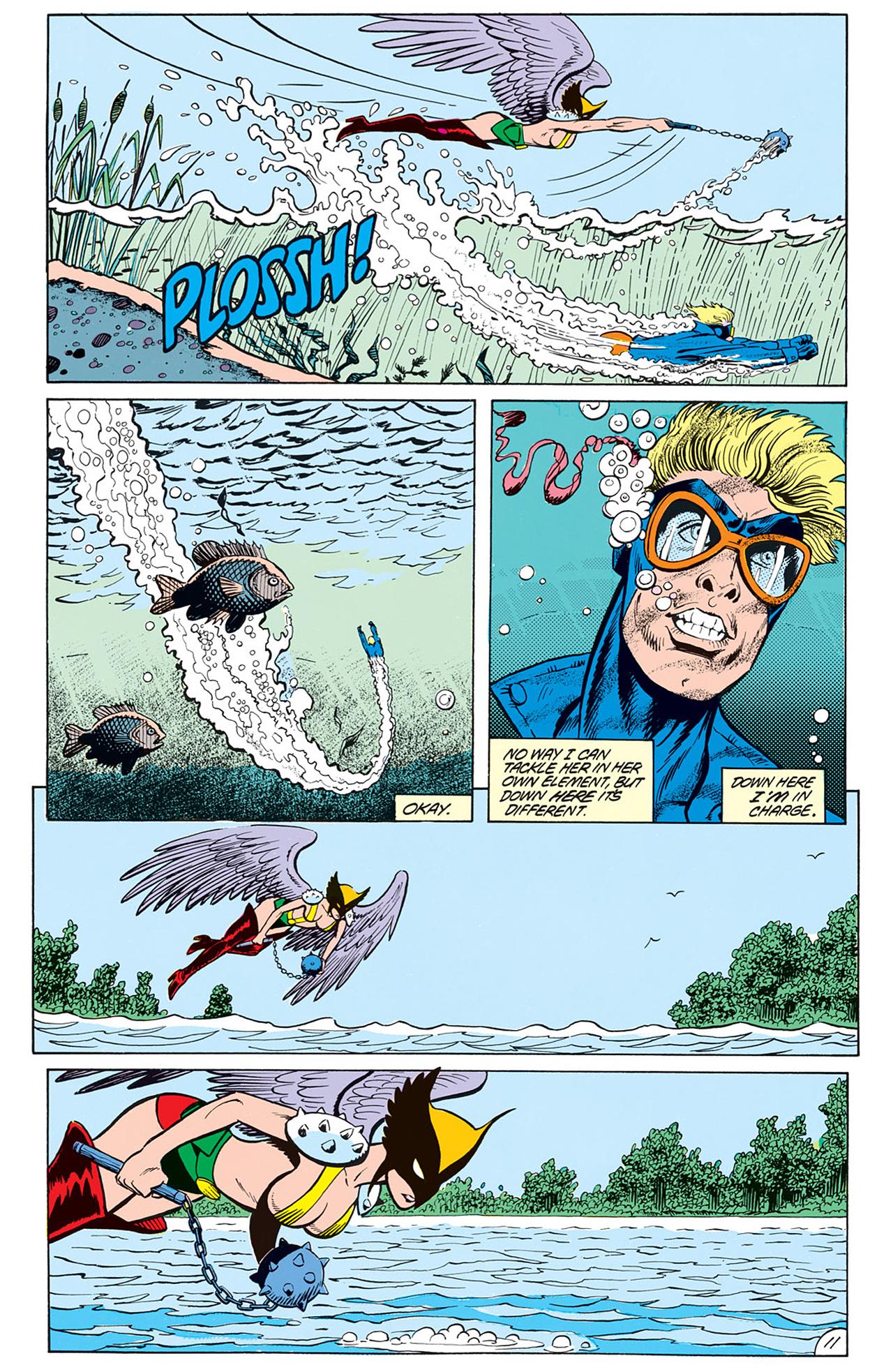 Read online Animal Man (1988) comic -  Issue #6 - 13
