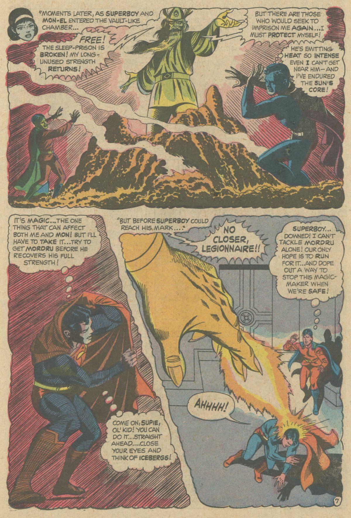 Read online Adventure Comics (1938) comic -  Issue #369 - 11