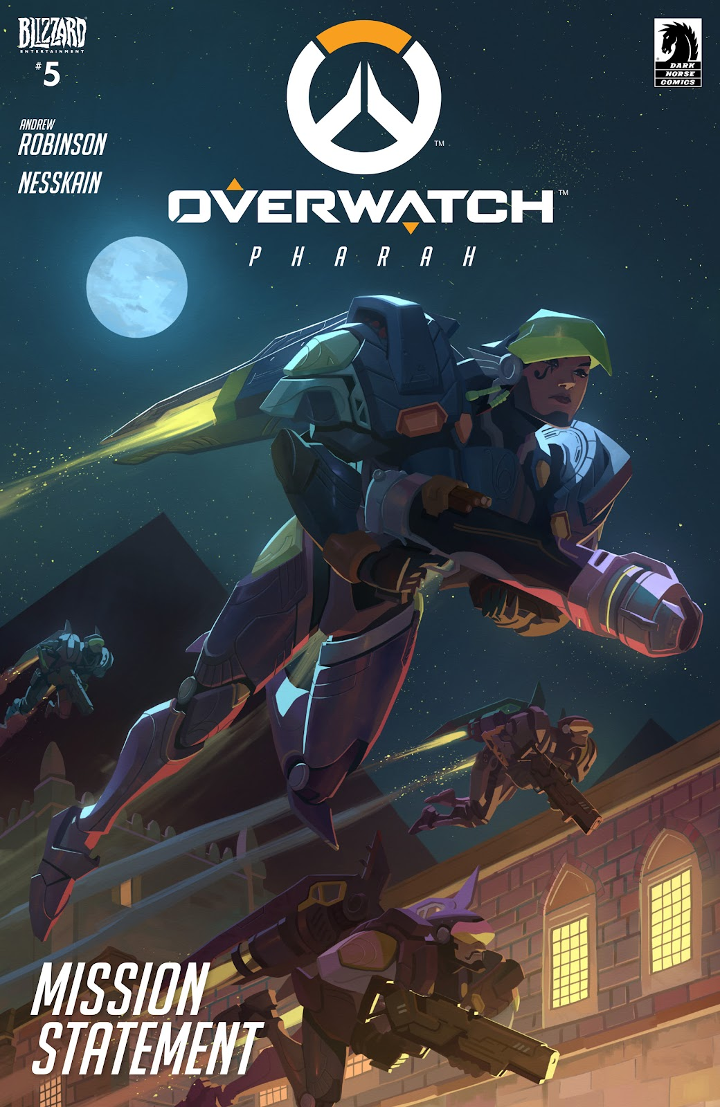 Overwatch 5 Page 1