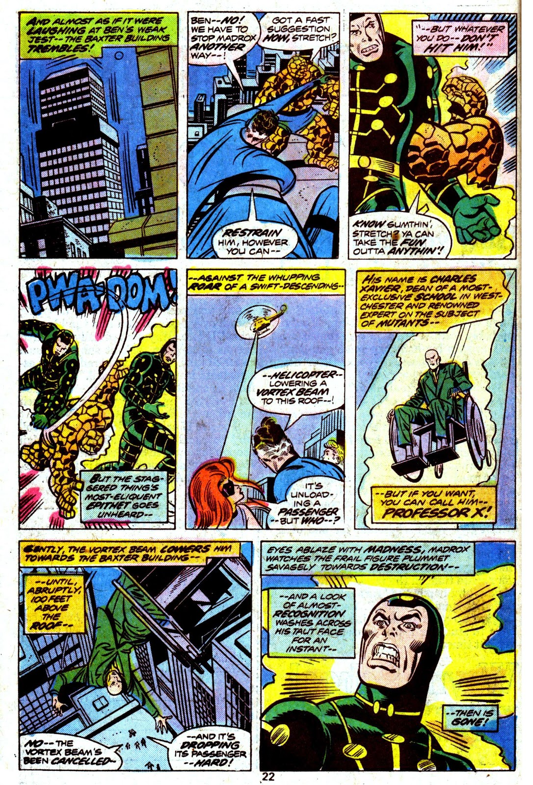 Giant-Size Fantastic Four issue 4 - Page 24
