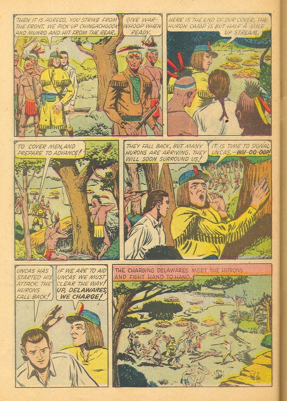 Classics Illustrated issue 4 - Page 58