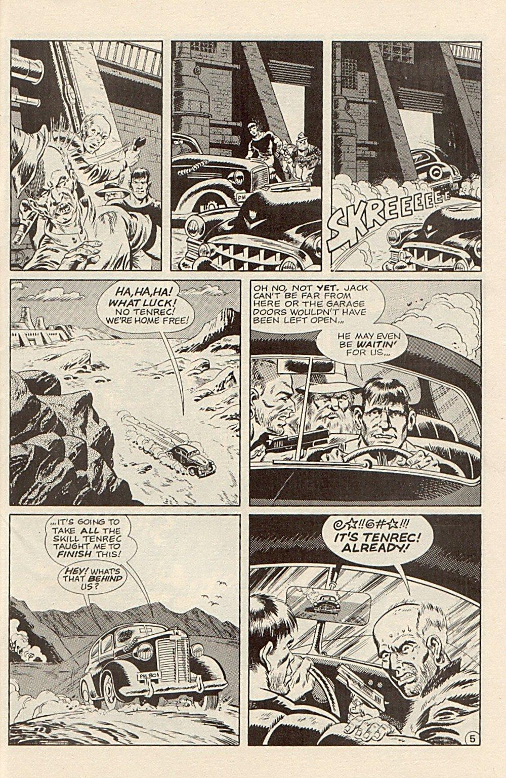 Read online Xenozoic Tales comic -  Issue #3 - 28