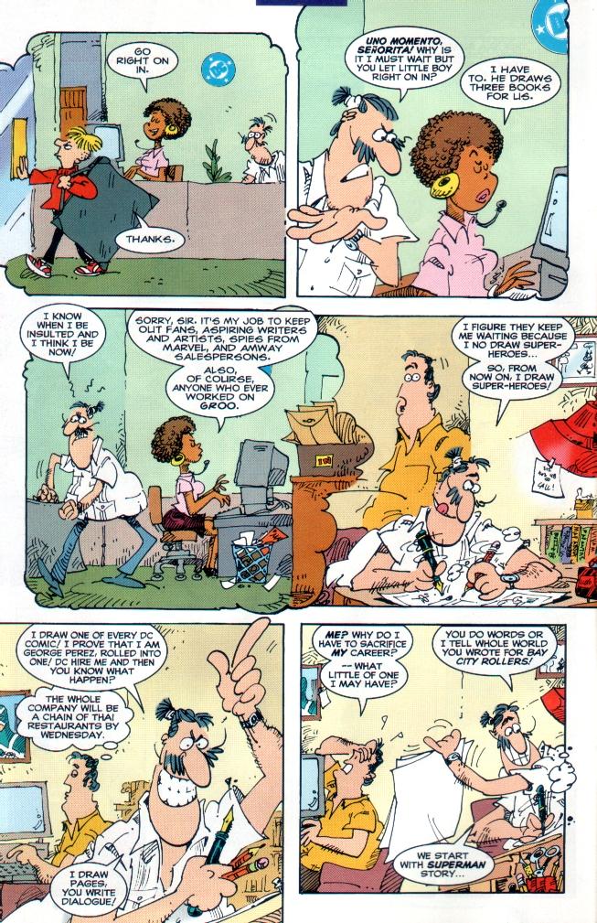 Read online Sergio Aragones Destroys DC comic -  Issue # Full - 5