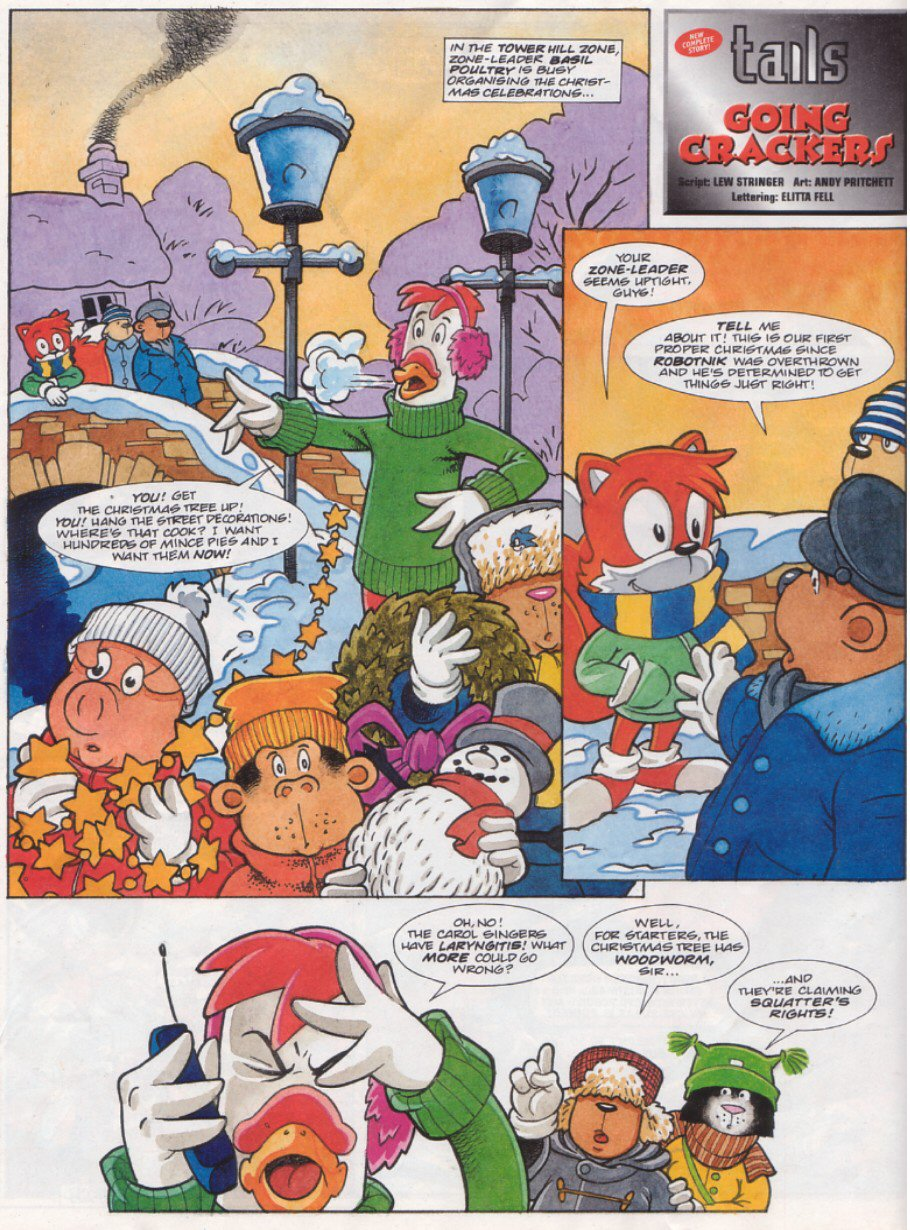 Read online Sonic the Comic comic -  Issue #119 - 10