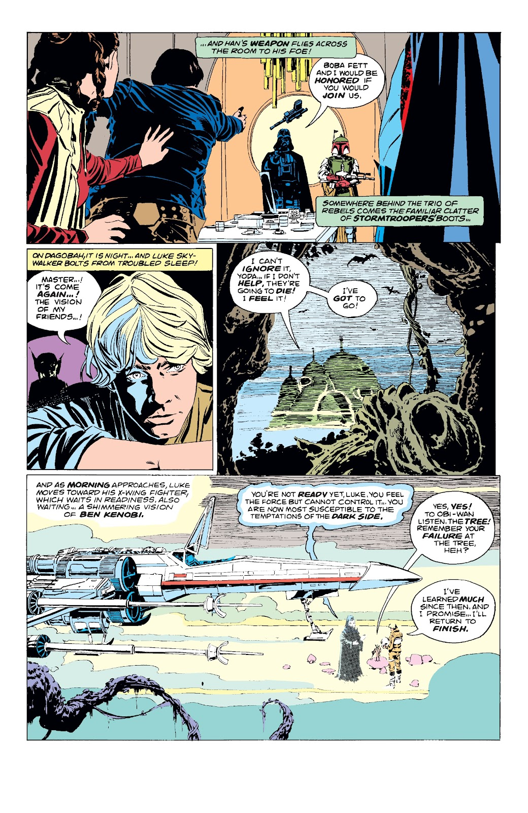 Read online Star Wars Legends: The Original Marvel Years - Epic Collection comic -  Issue # TPB 3 (Part 1) - 88