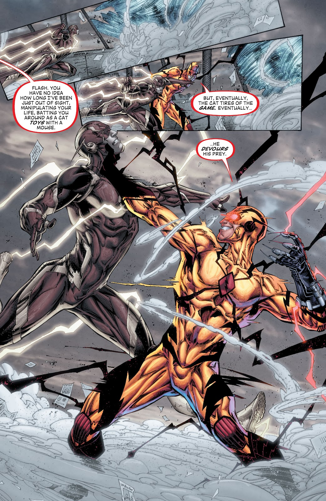 Read online The Flash (2011) comic -  Issue # _TPB 8 (Part 2) - 73
