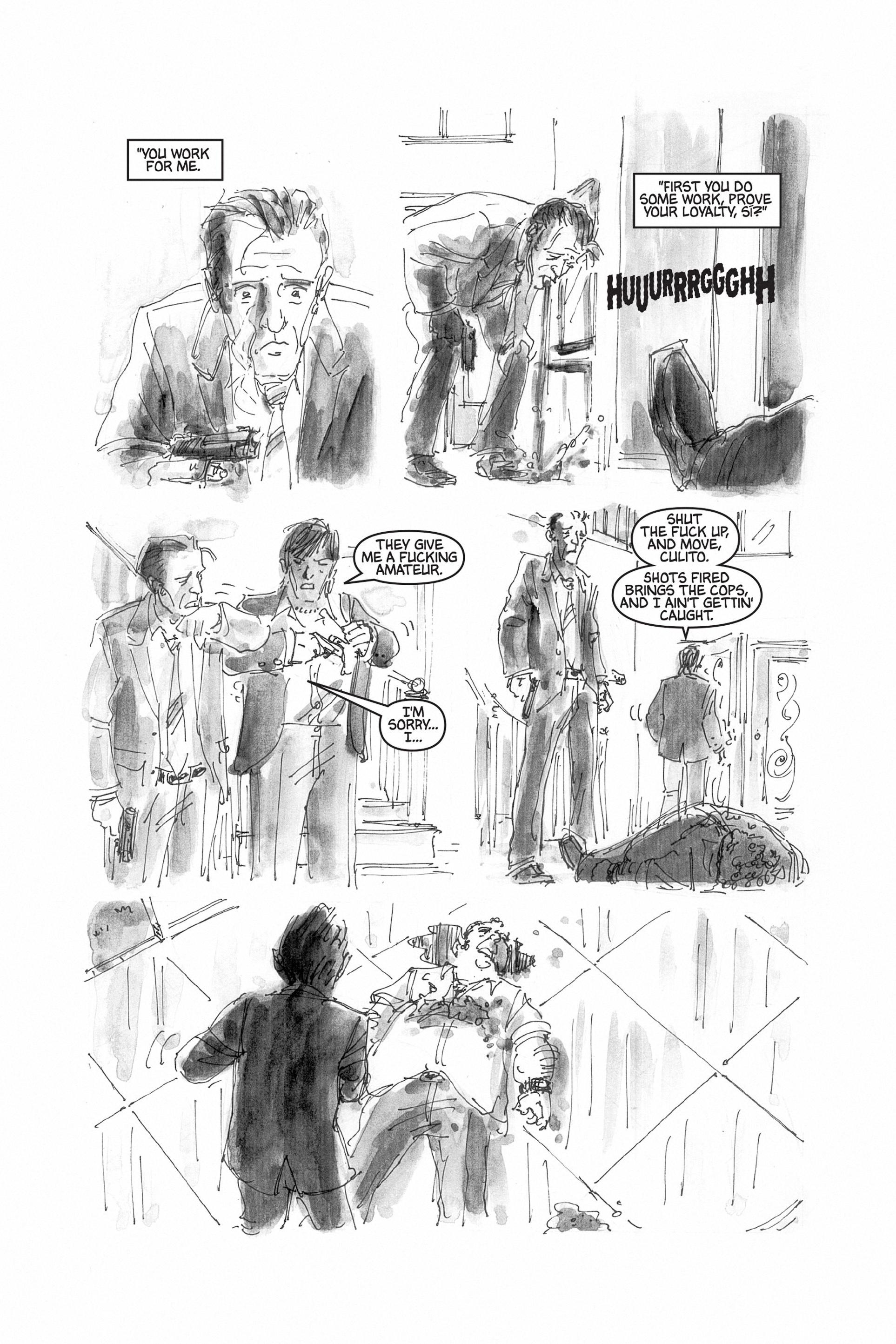 Read online Tumor comic -  Issue # TPB - 118