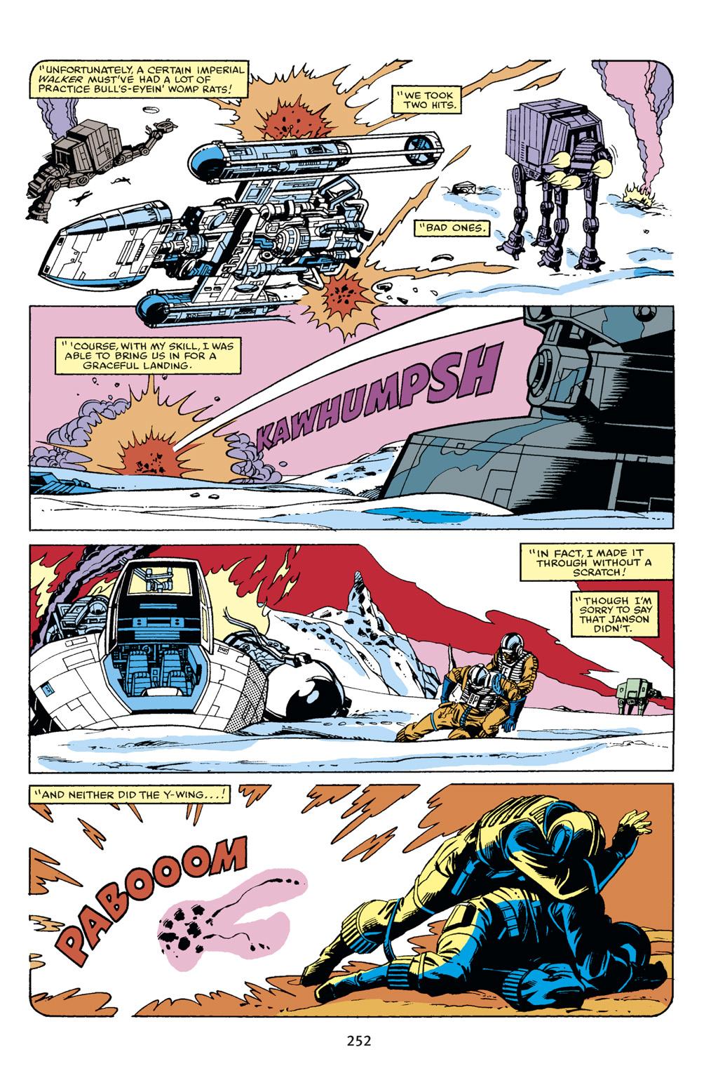 Read online Star Wars Omnibus comic -  Issue # Vol. 18 - 237
