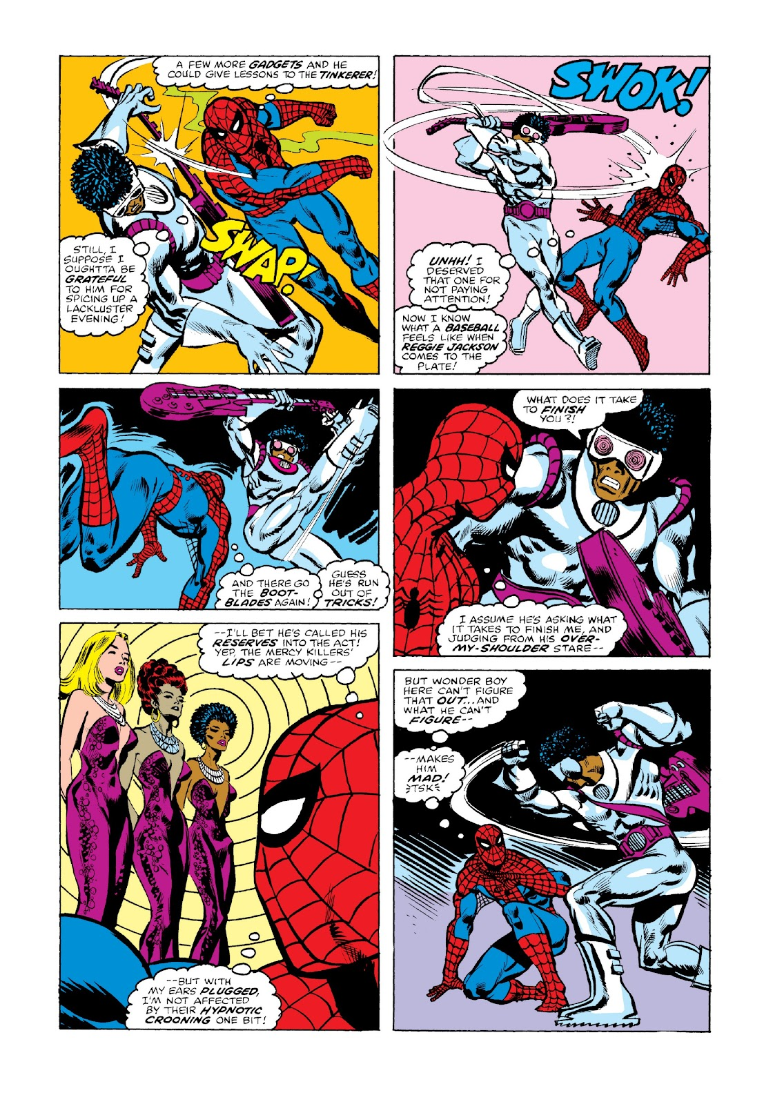 Read online Marvel Masterworks: The Spectacular Spider-Man comic -  Issue # TPB 2 (Part 2) - 69