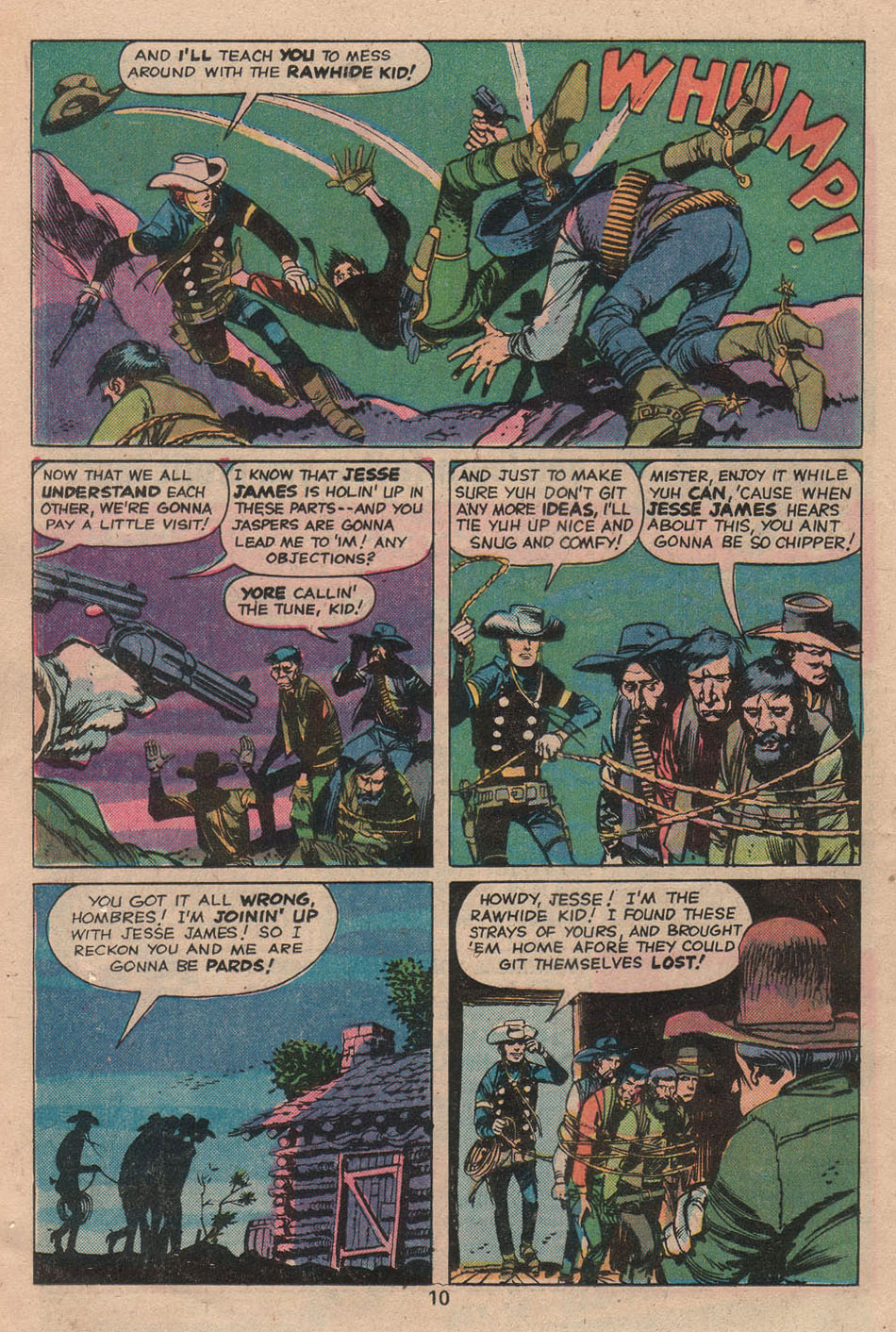 The Rawhide Kid (1955) issue 139 - Page 12