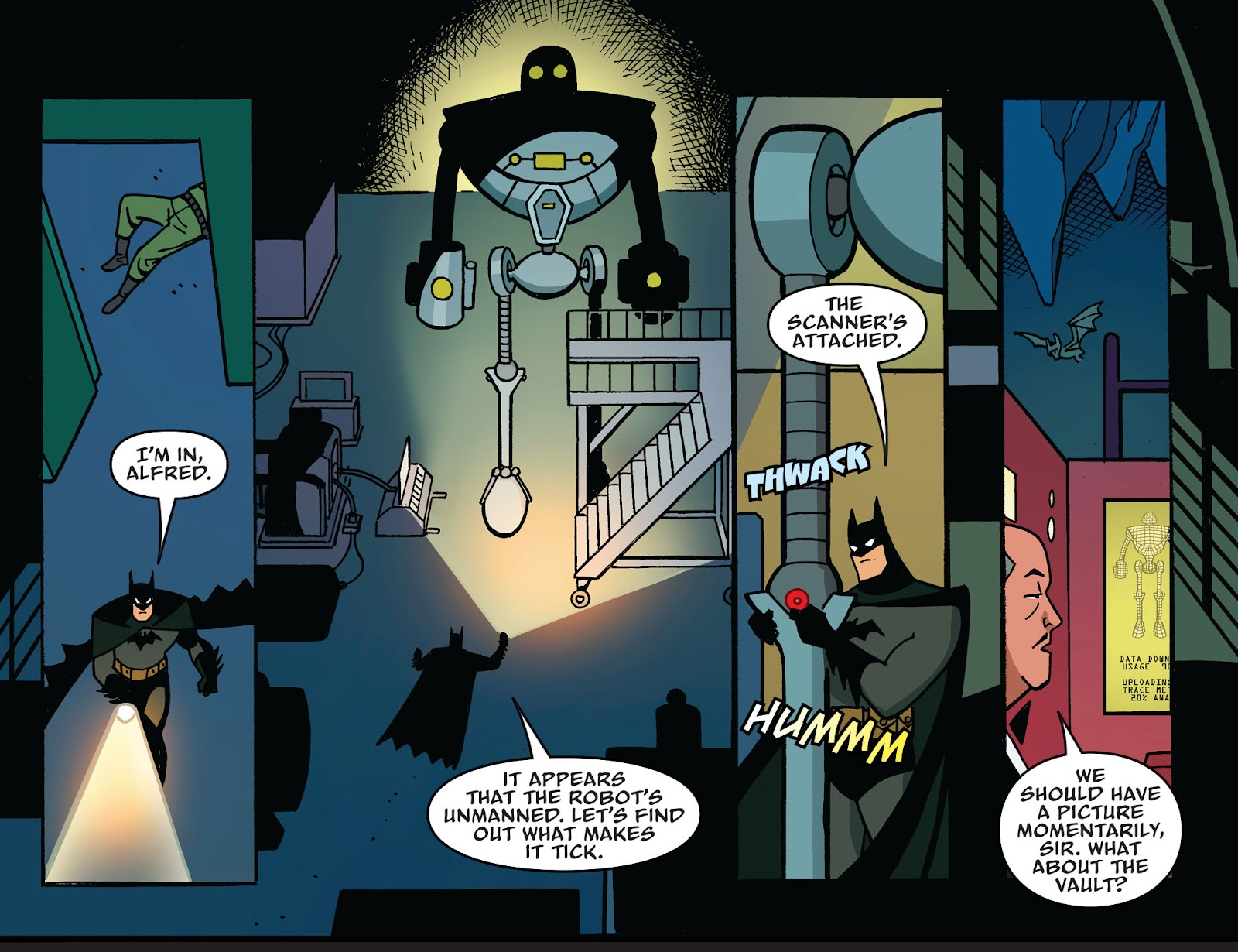 Batman: The Adventures Continue issue 1 - Page 22