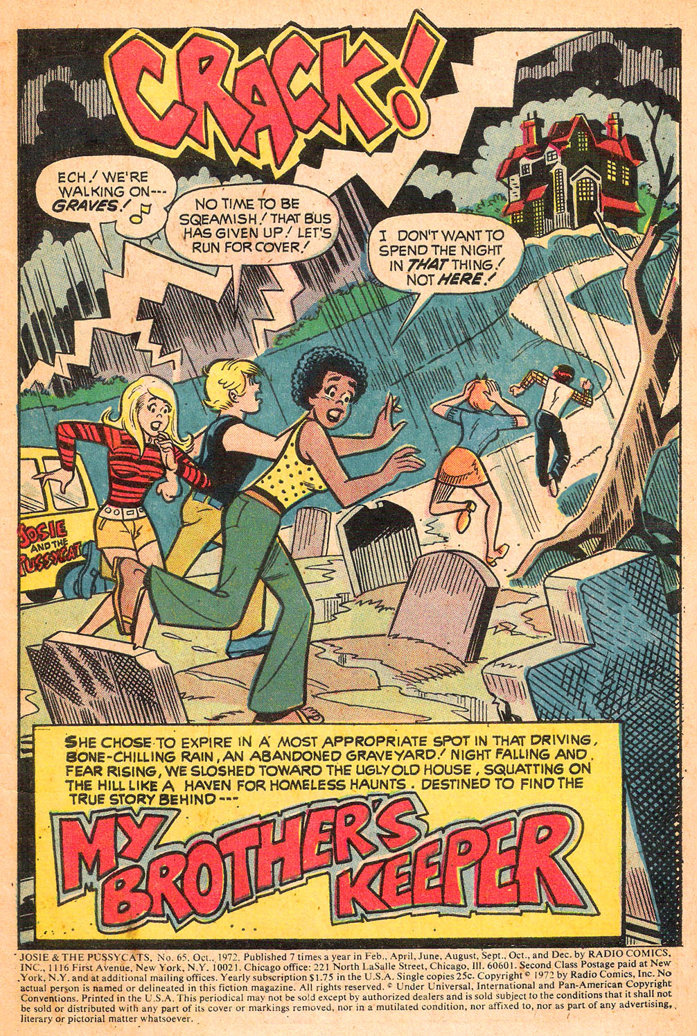 Read online She's Josie comic -  Issue #65 - 3
