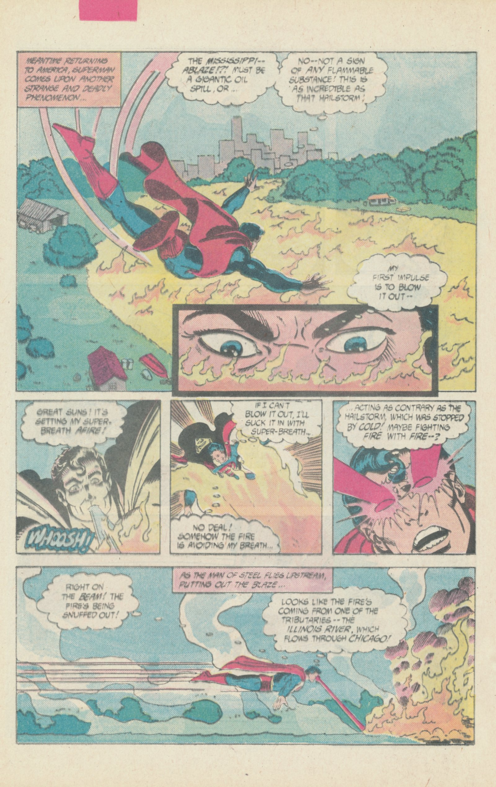 Read online Action Comics (1938) comic -  Issue #580 - 20