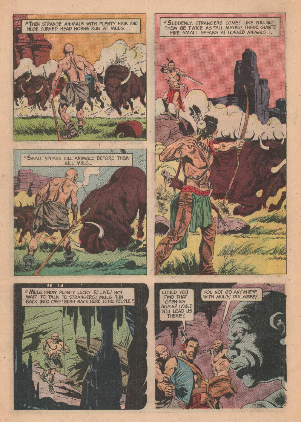 Read online Turok, Son of Stone comic -  Issue #55 - 5