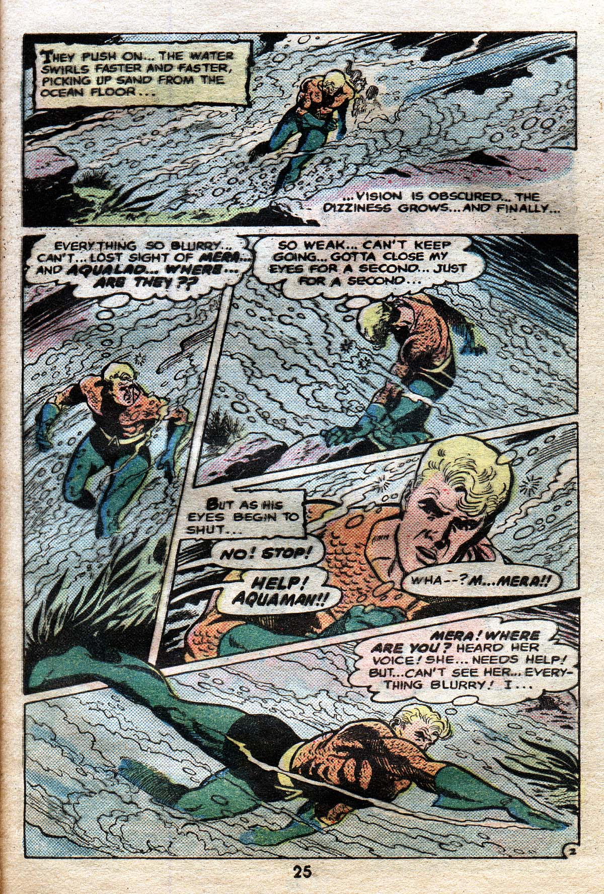 Read online Adventure Comics (1938) comic -  Issue #491 - 25