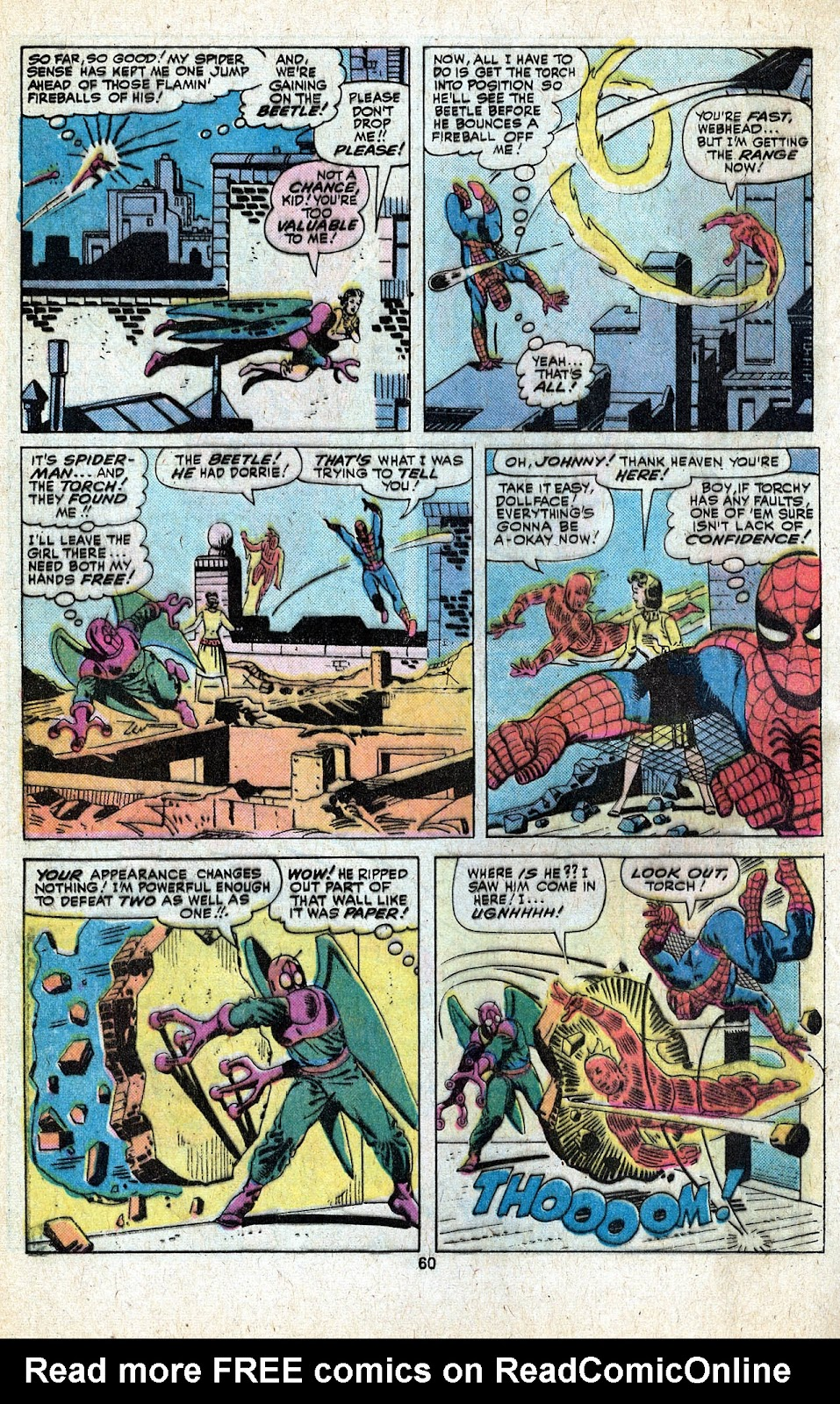 Giant-Size Spider-Man (1974) issue 5 - Page 62