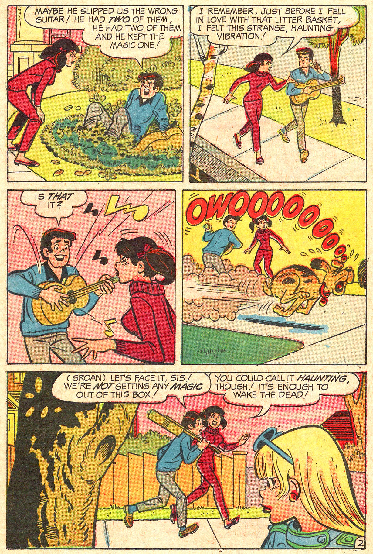 Read online She's Josie comic -  Issue #34 - 21