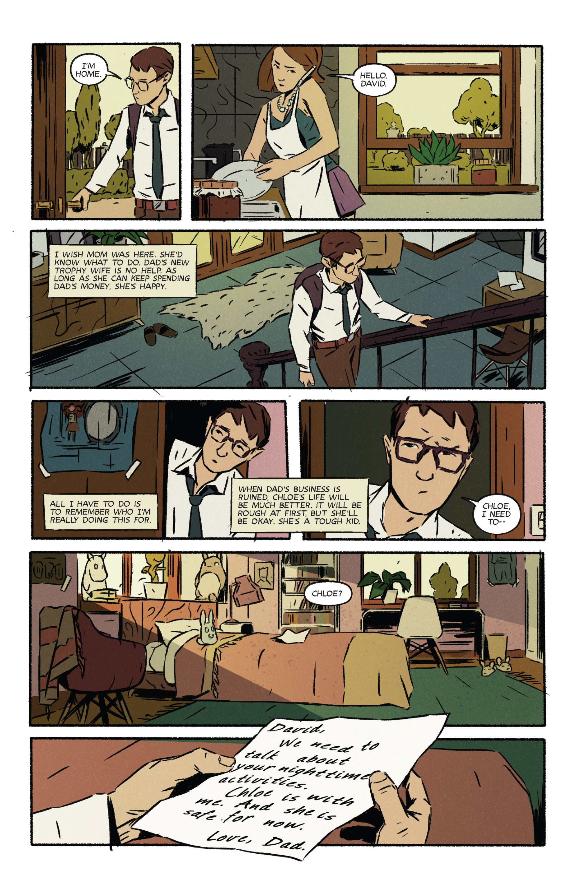 Read online Night Owl Society comic -  Issue #2 - 27