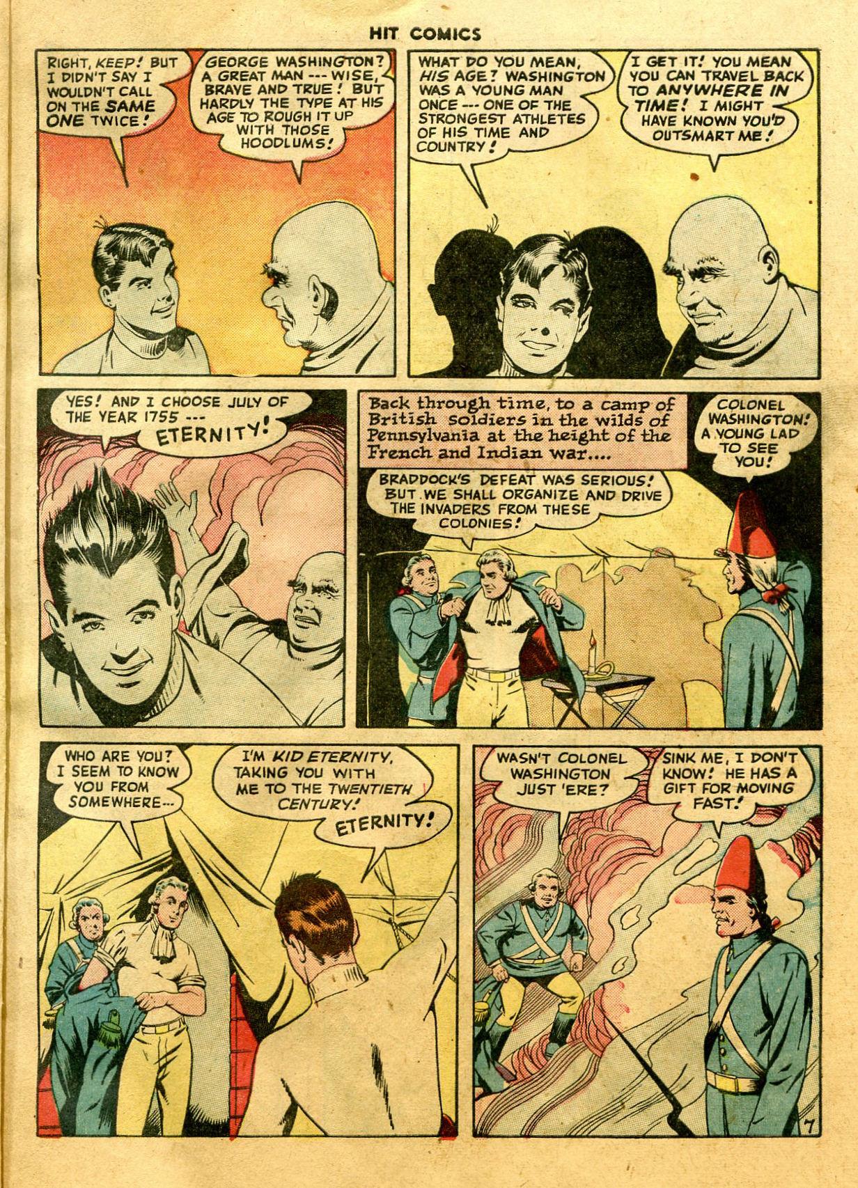 Read online Hit Comics comic -  Issue #44 - 9