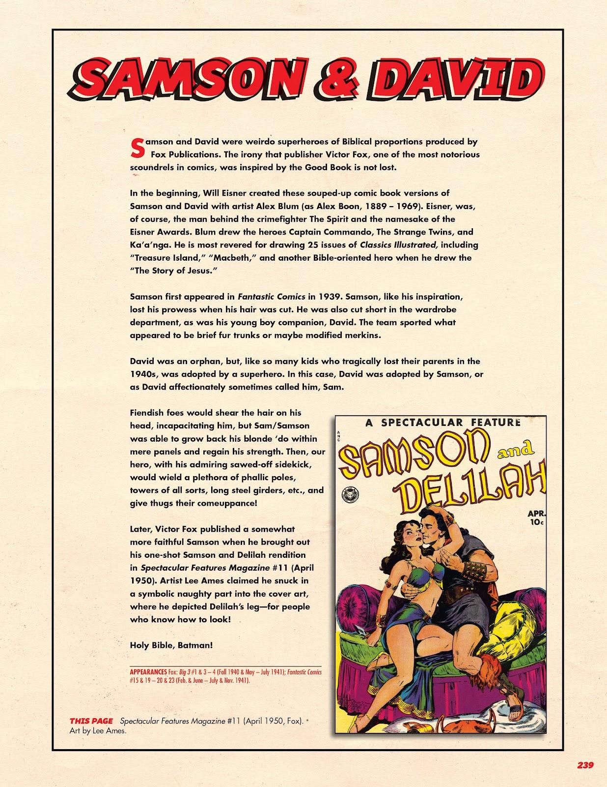 Read online Super Weird Heroes comic -  Issue # TPB 2 (Part 3) - 39