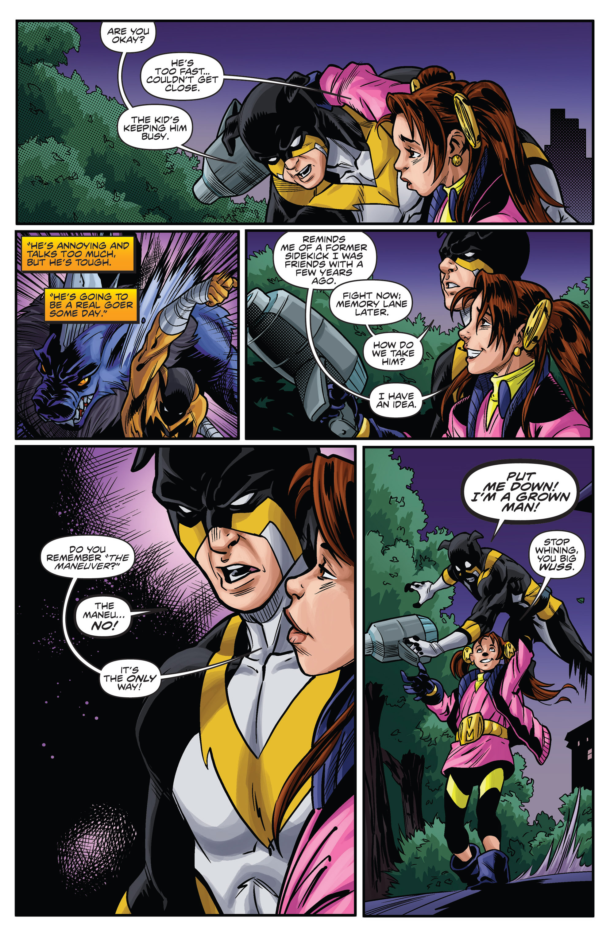 Read online Actionverse comic -  Issue #0 - 23
