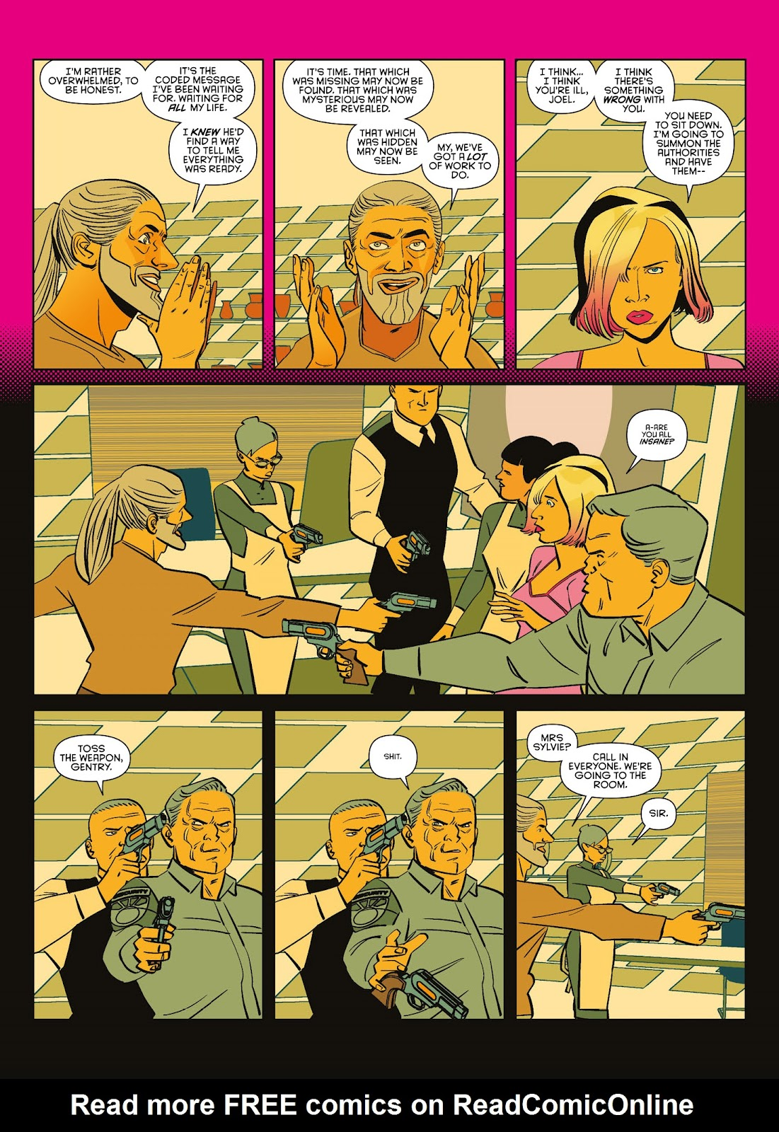 Read online Brink comic -  Issue # TPB 3 - 67