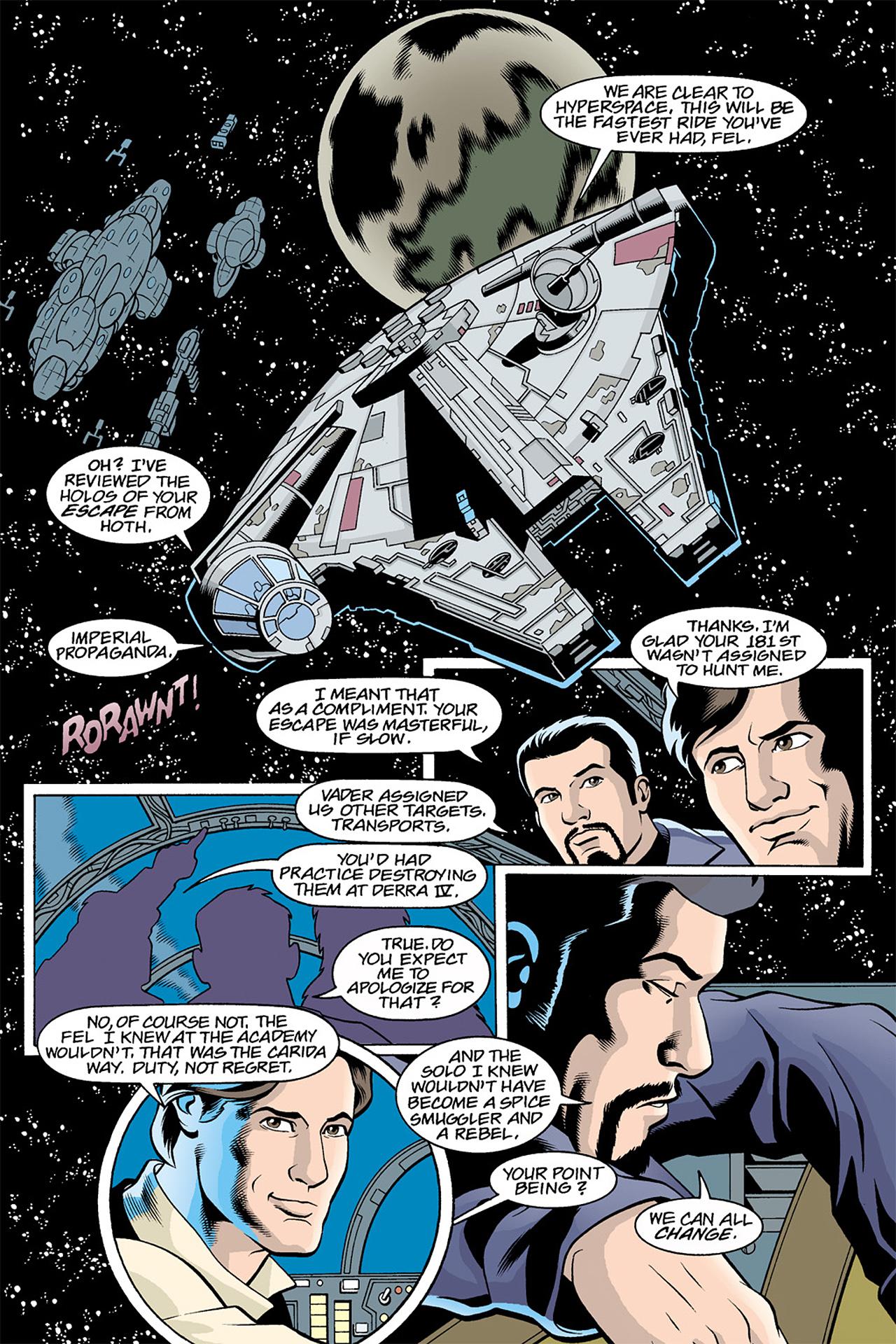 Read online Star Wars Omnibus comic -  Issue # Vol. 3 - 196