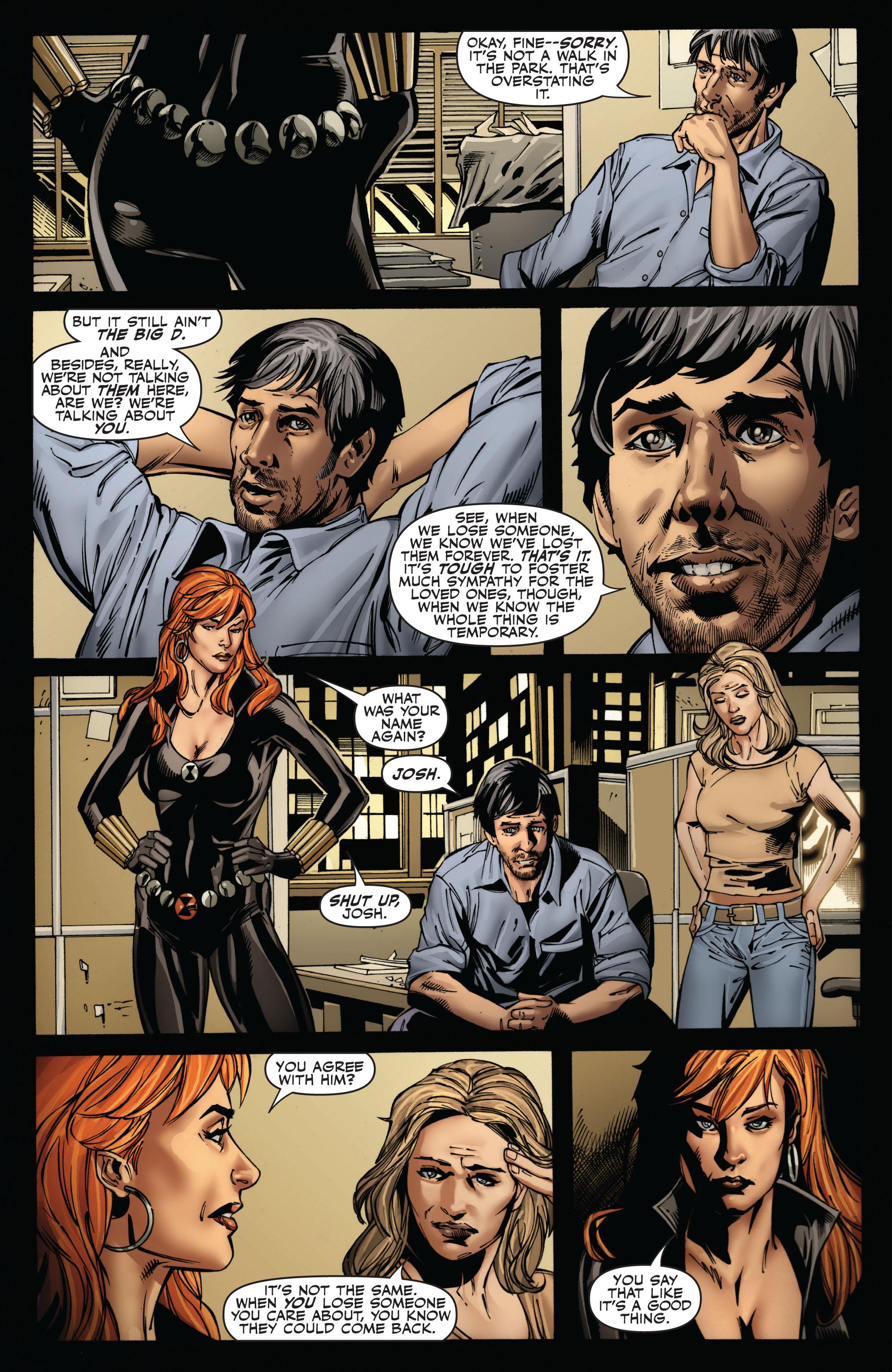 Read online Secret Avengers (2010) comic -  Issue #15 - 17