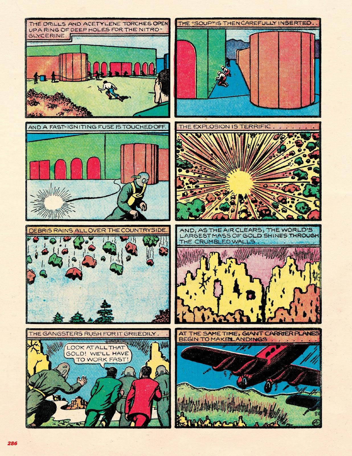 Read online Super Weird Heroes comic -  Issue # TPB 2 (Part 3) - 86