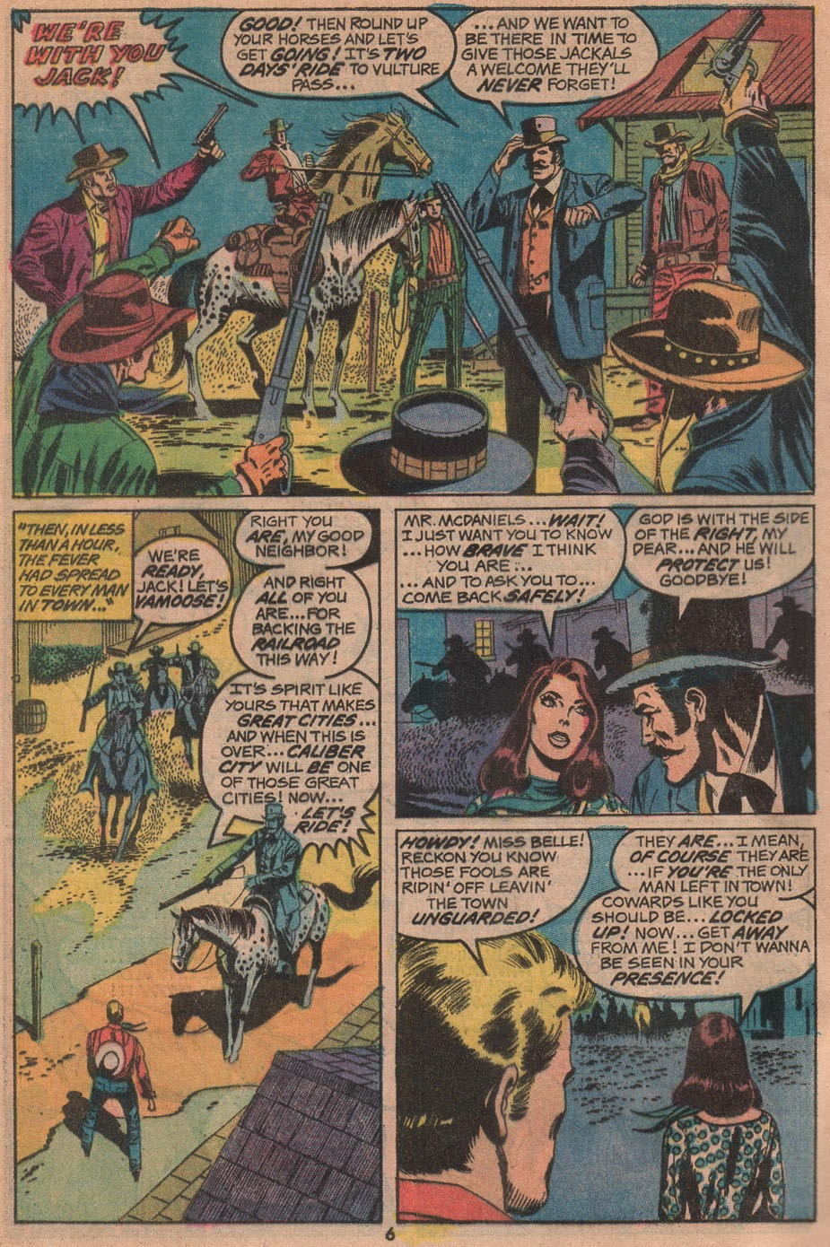 The Outlaw Kid (1970) issue 14 - Page 8