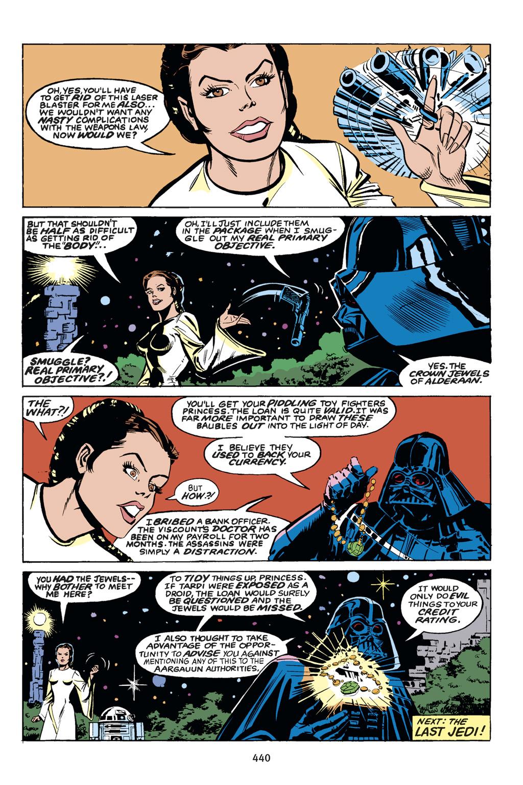 Read online Star Wars Omnibus comic -  Issue # Vol. 14 - 434