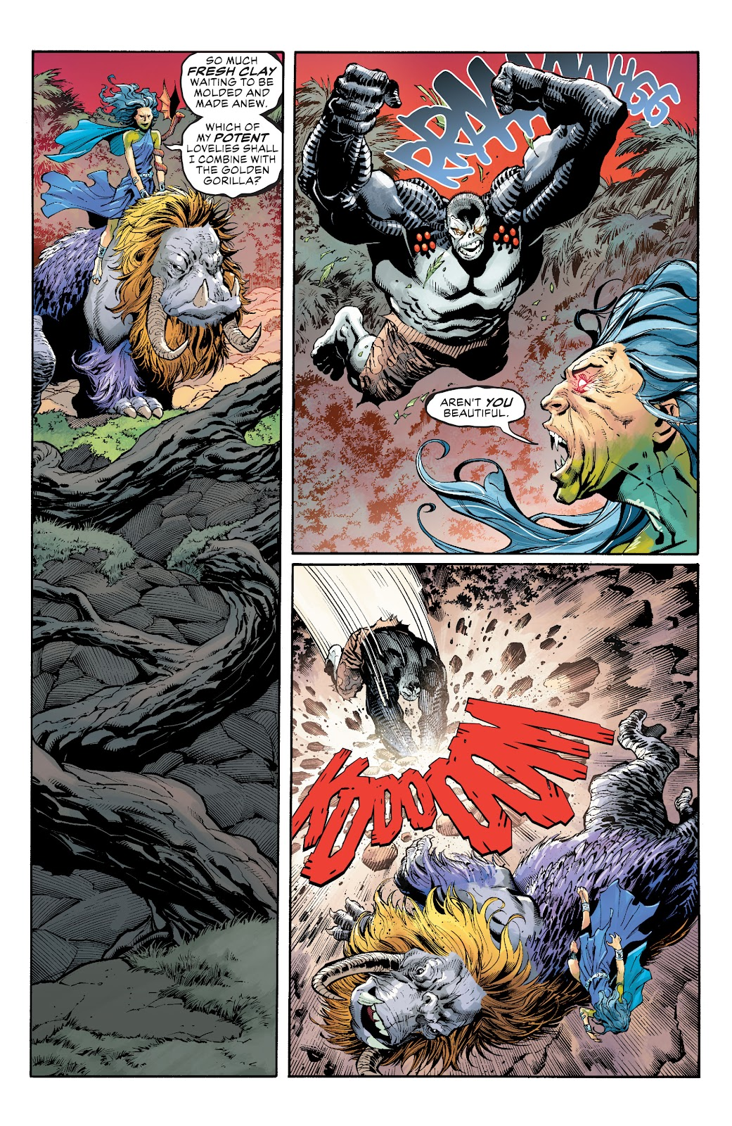 Read online Damage (2018) comic -  Issue #16 - 9