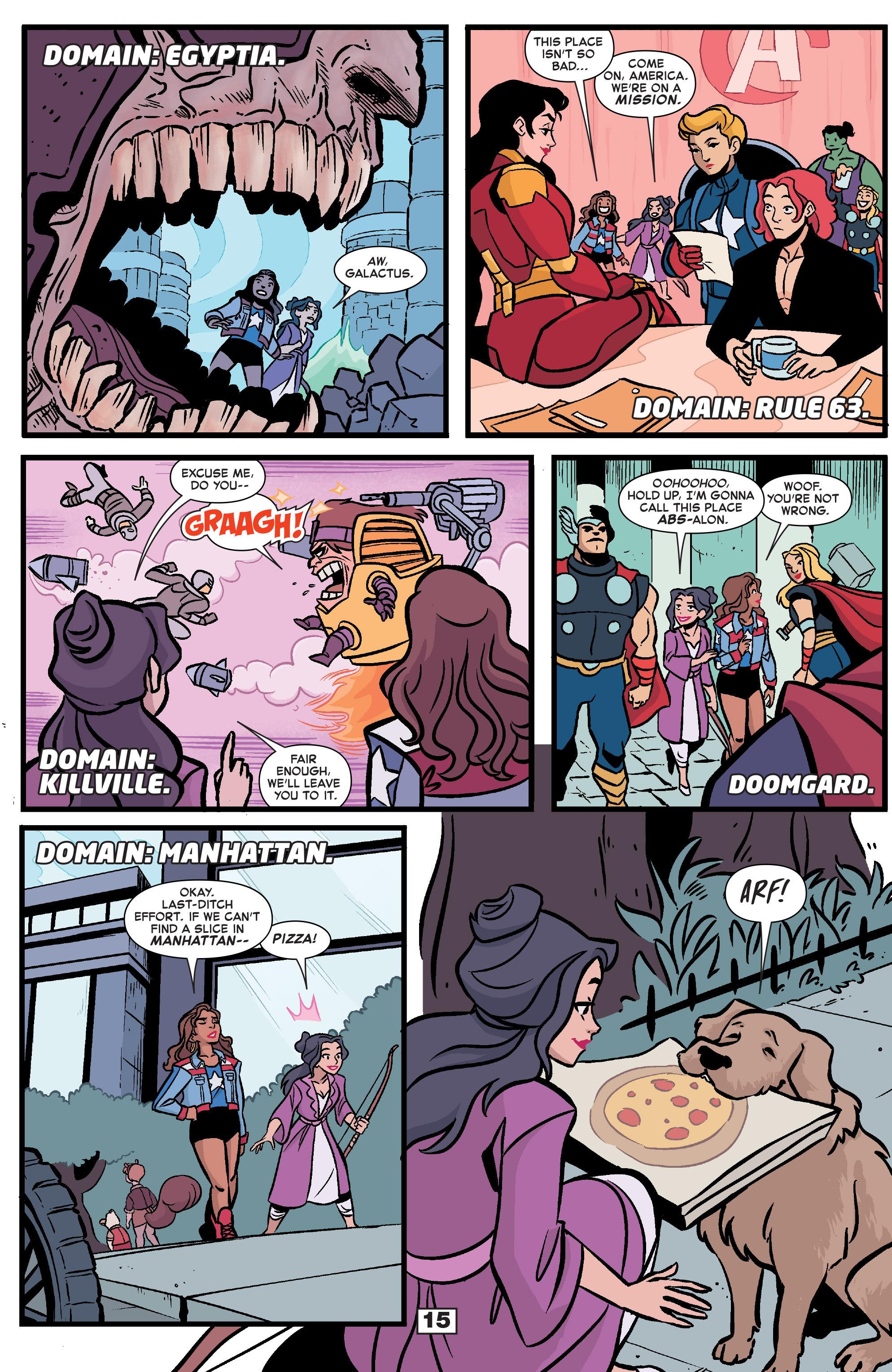 Read online Secret Wars Too comic -  Issue # Full - 17
