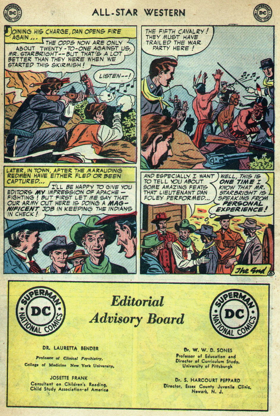 Read online All-Star Western (1951) comic -  Issue #79 - 26