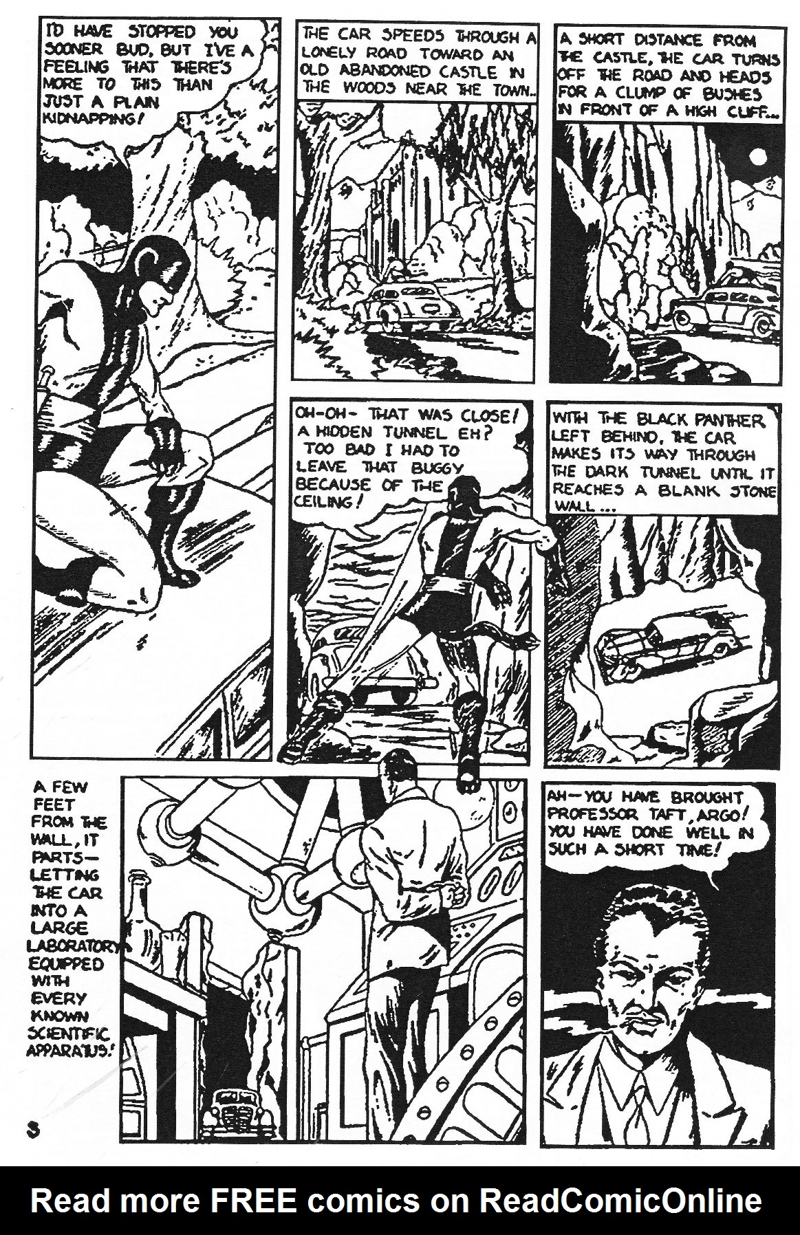 Read online Men of Mystery Comics comic -  Issue #83 - 58
