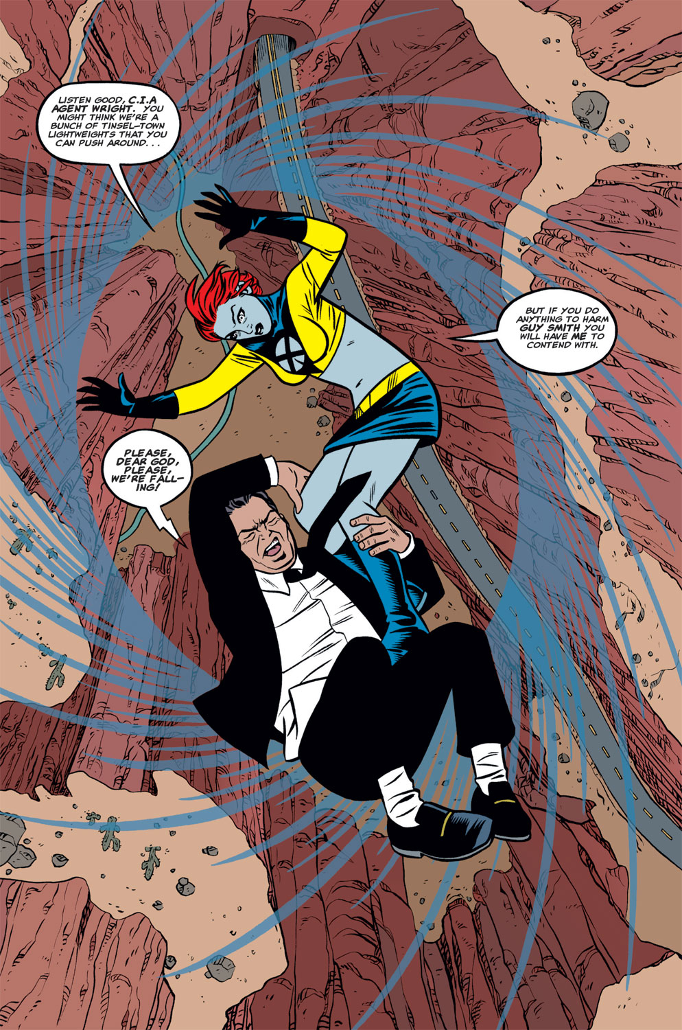 Read online X-Force (1991) comic -  Issue #125 - 13
