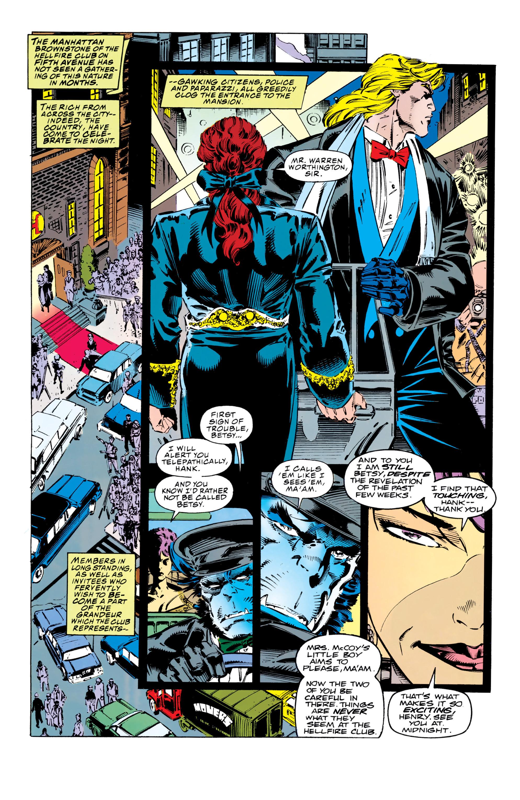X-Men (1991) 29 Page 9
