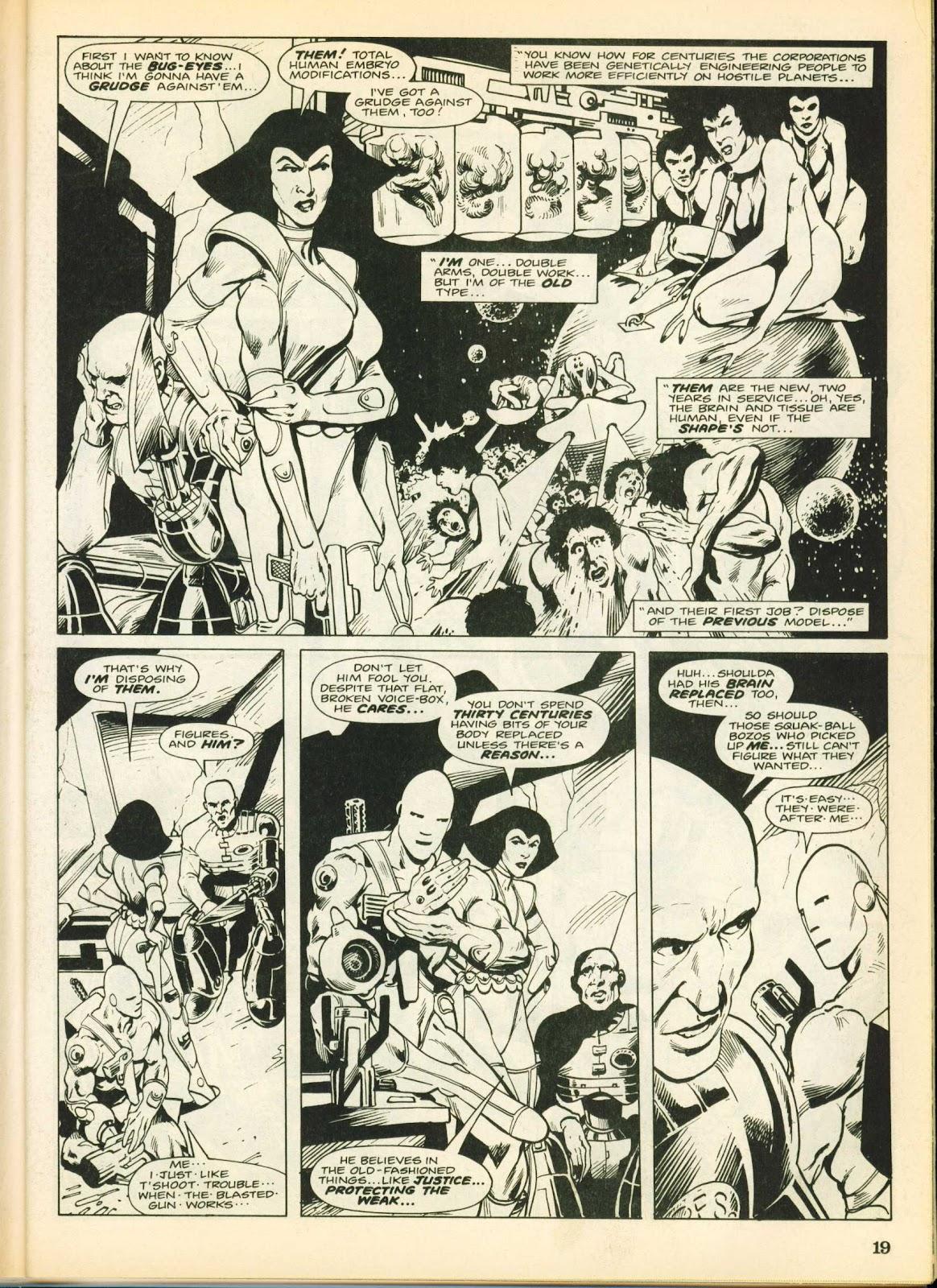 Warrior Issue #25 #26 - English 19