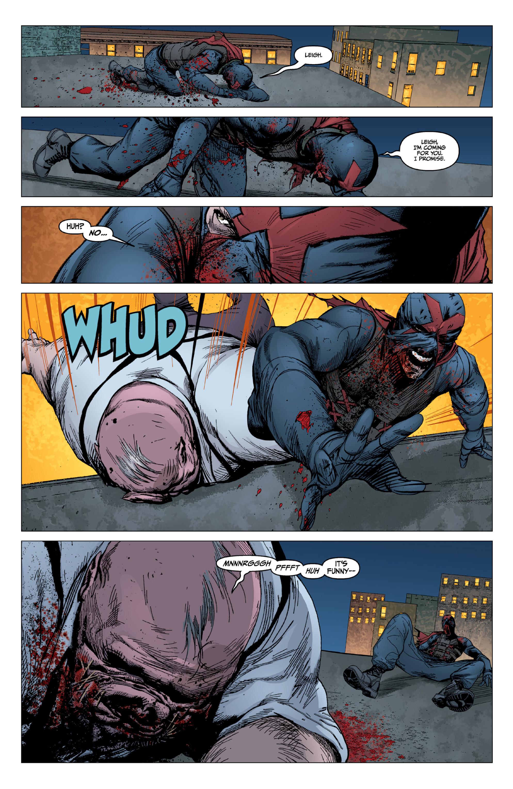 Read online X: Big Bad comic -  Issue # Full - 111