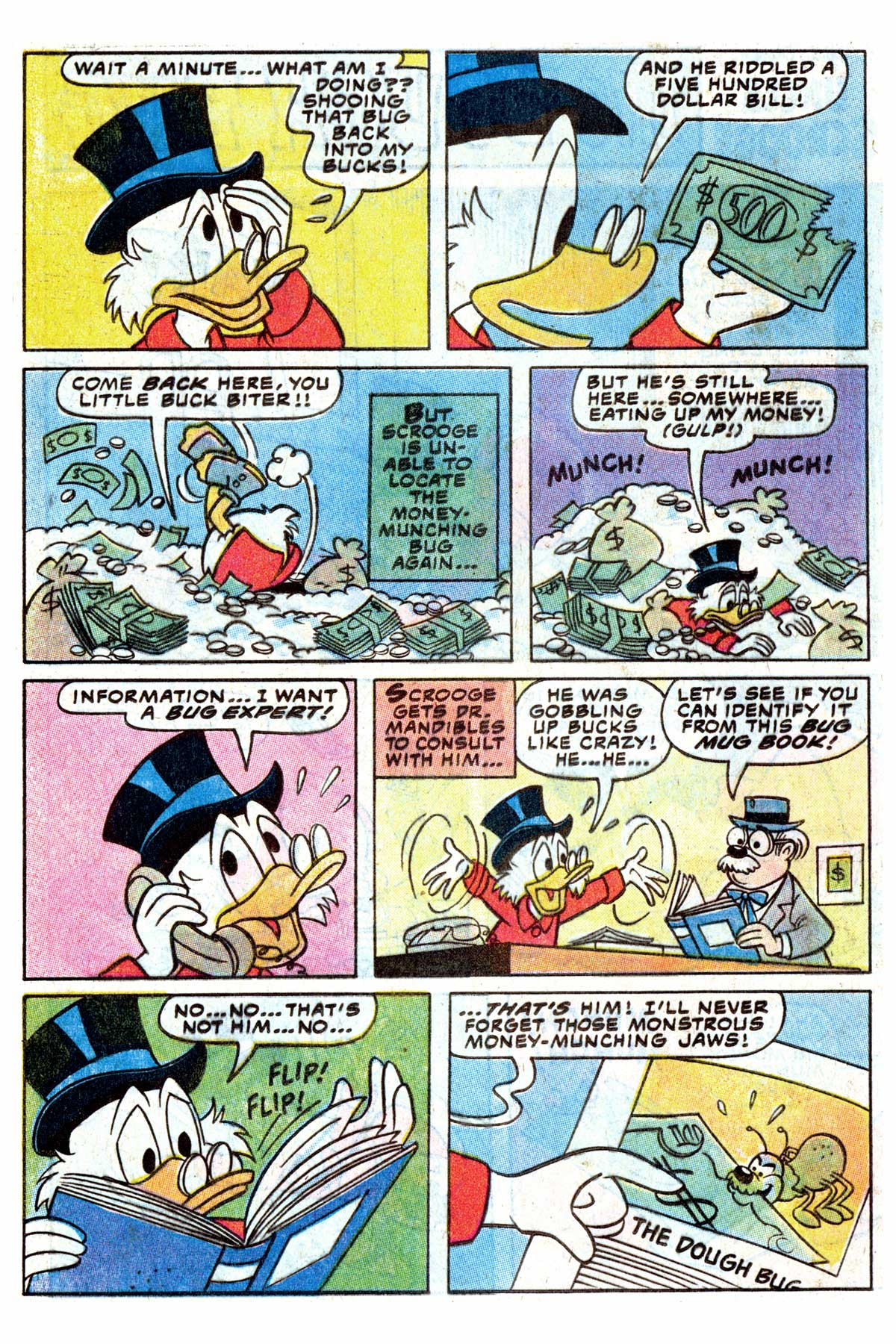 Read online Uncle Scrooge (1953) comic -  Issue #192 - 16