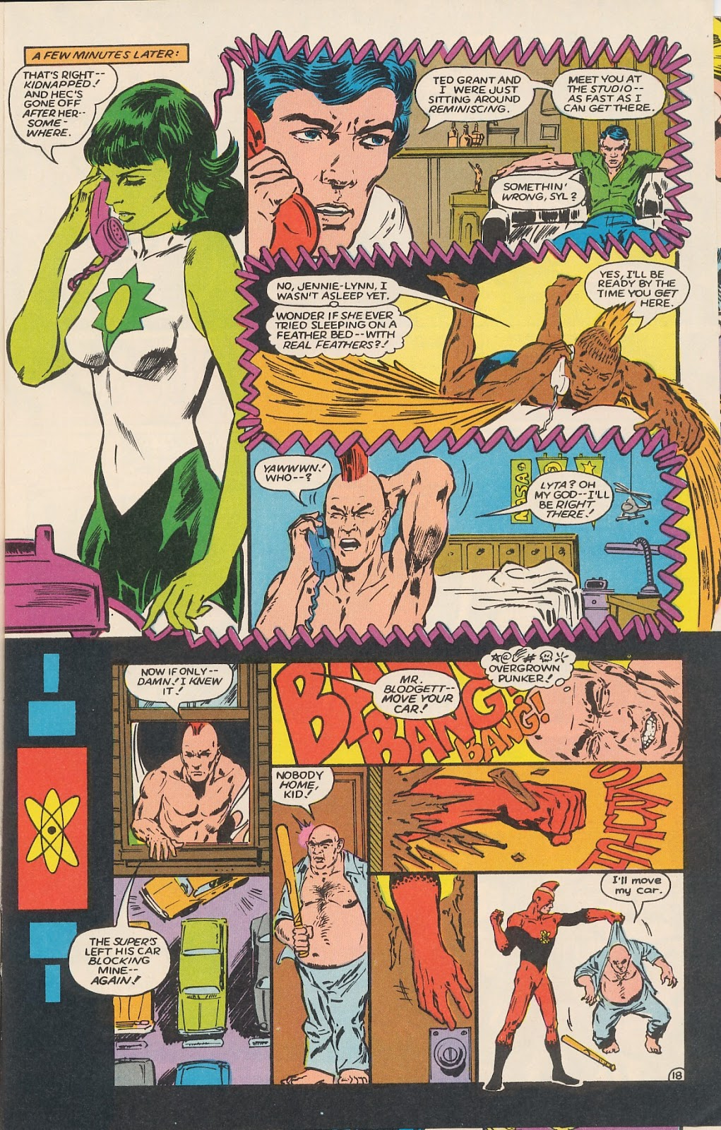 Infinity Inc. (1984) issue 17 - Page 24