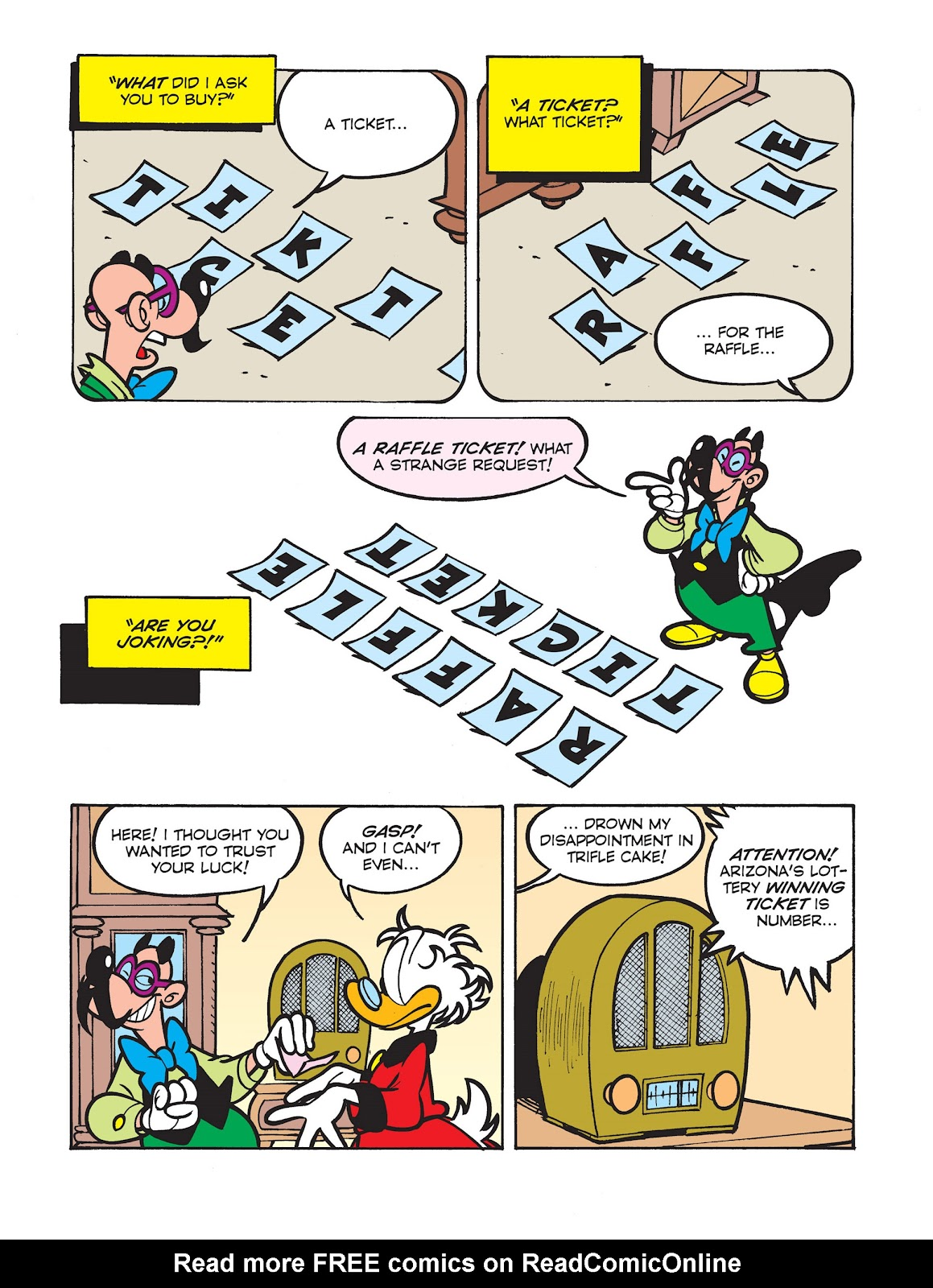 All of Scrooge McDuck's Millions Issue #5 #5 - English 21