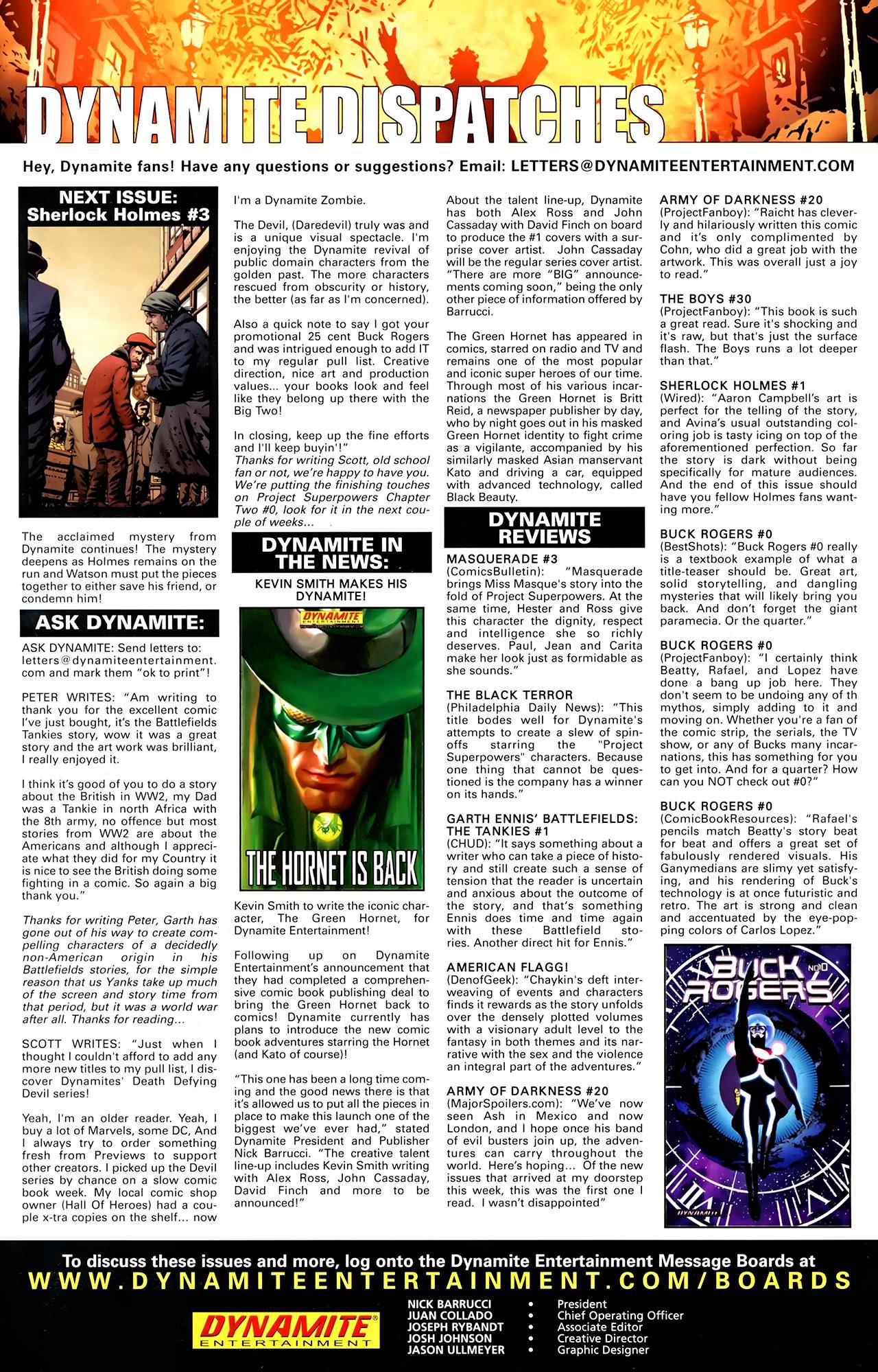 Read online Sherlock Holmes (2009) comic -  Issue #2 - 25