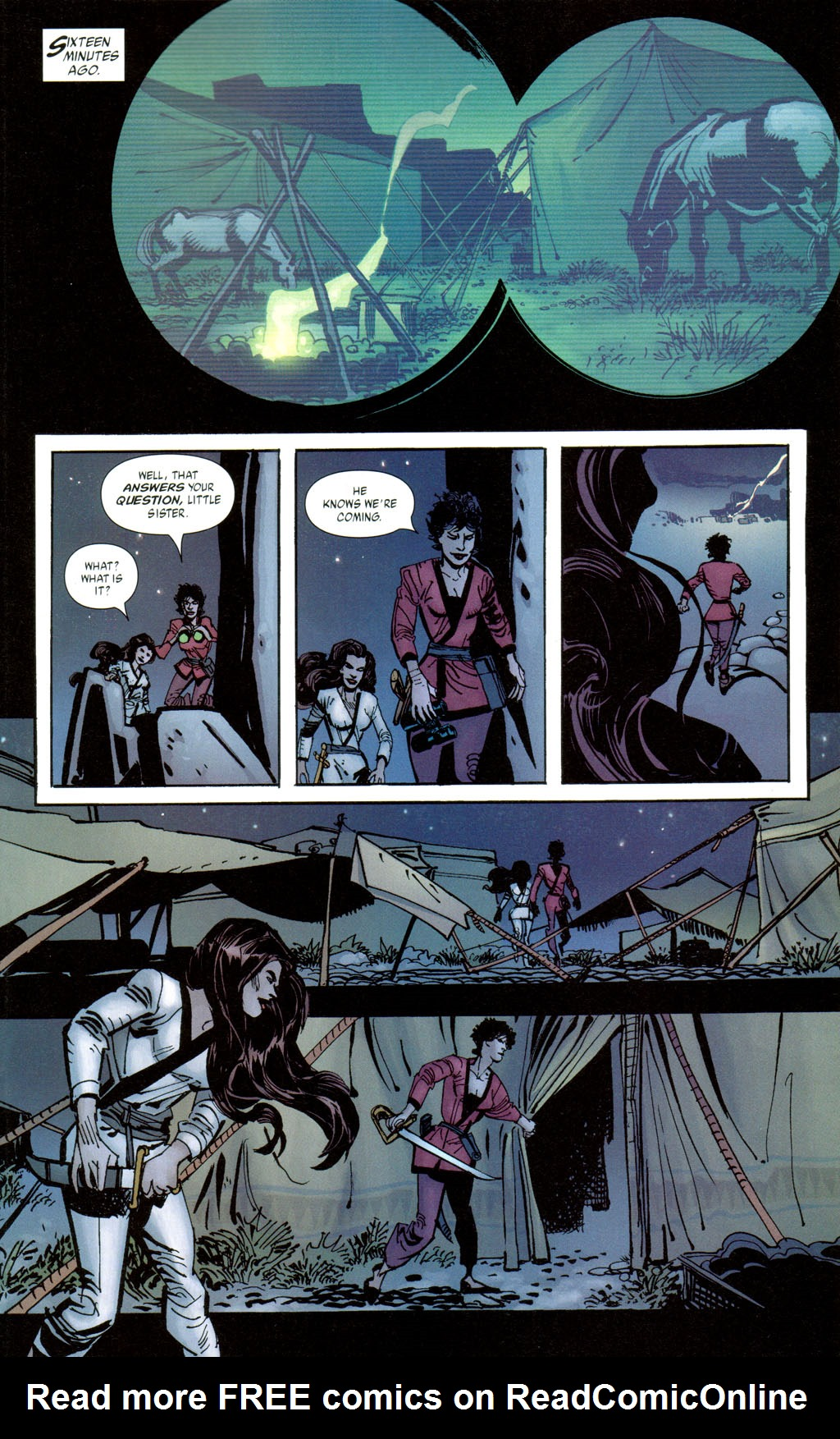 Read online Batman: Death and the Maidens comic -  Issue #8 - 14