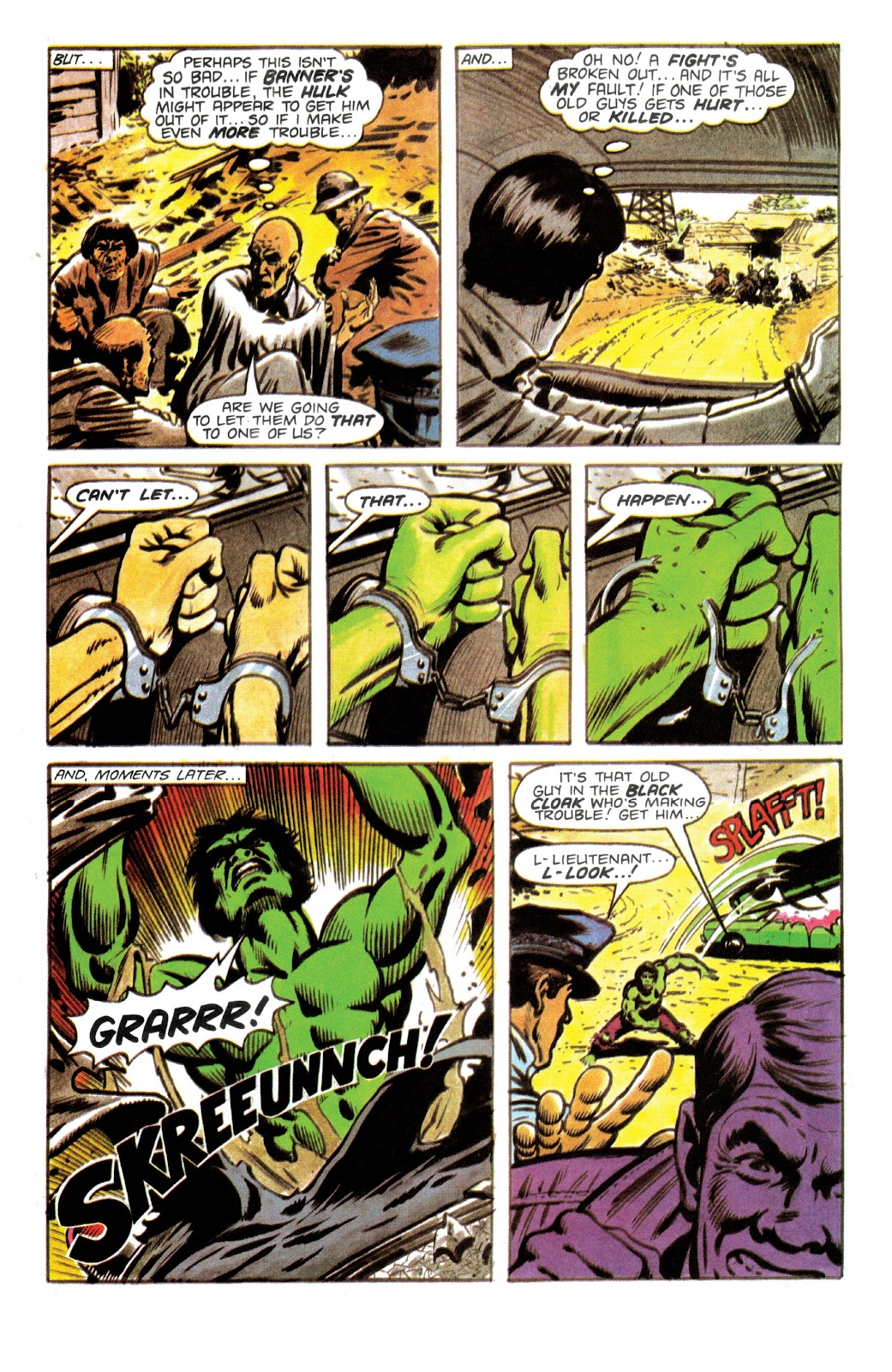 Read online Hulk: From The Marvel UK Vaults comic -  Issue # TPB (Part 2) - 46