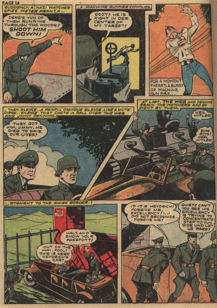 Zip Comics issue 31 - Page 14