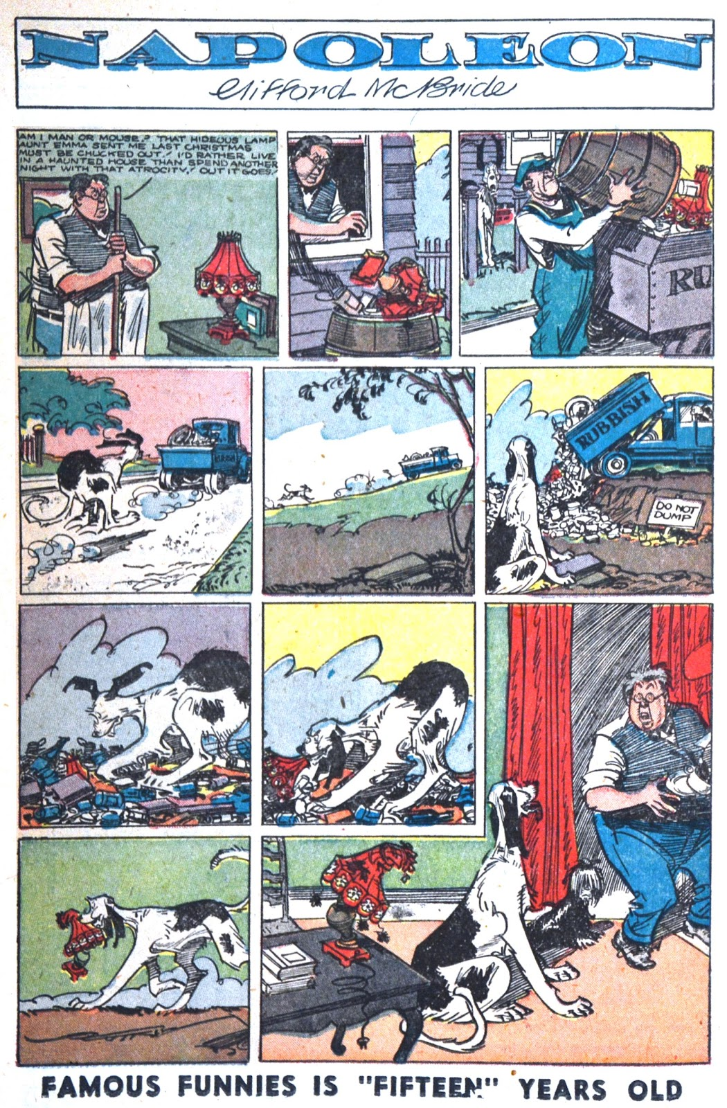 Read online Famous Funnies comic -  Issue #180 - 35