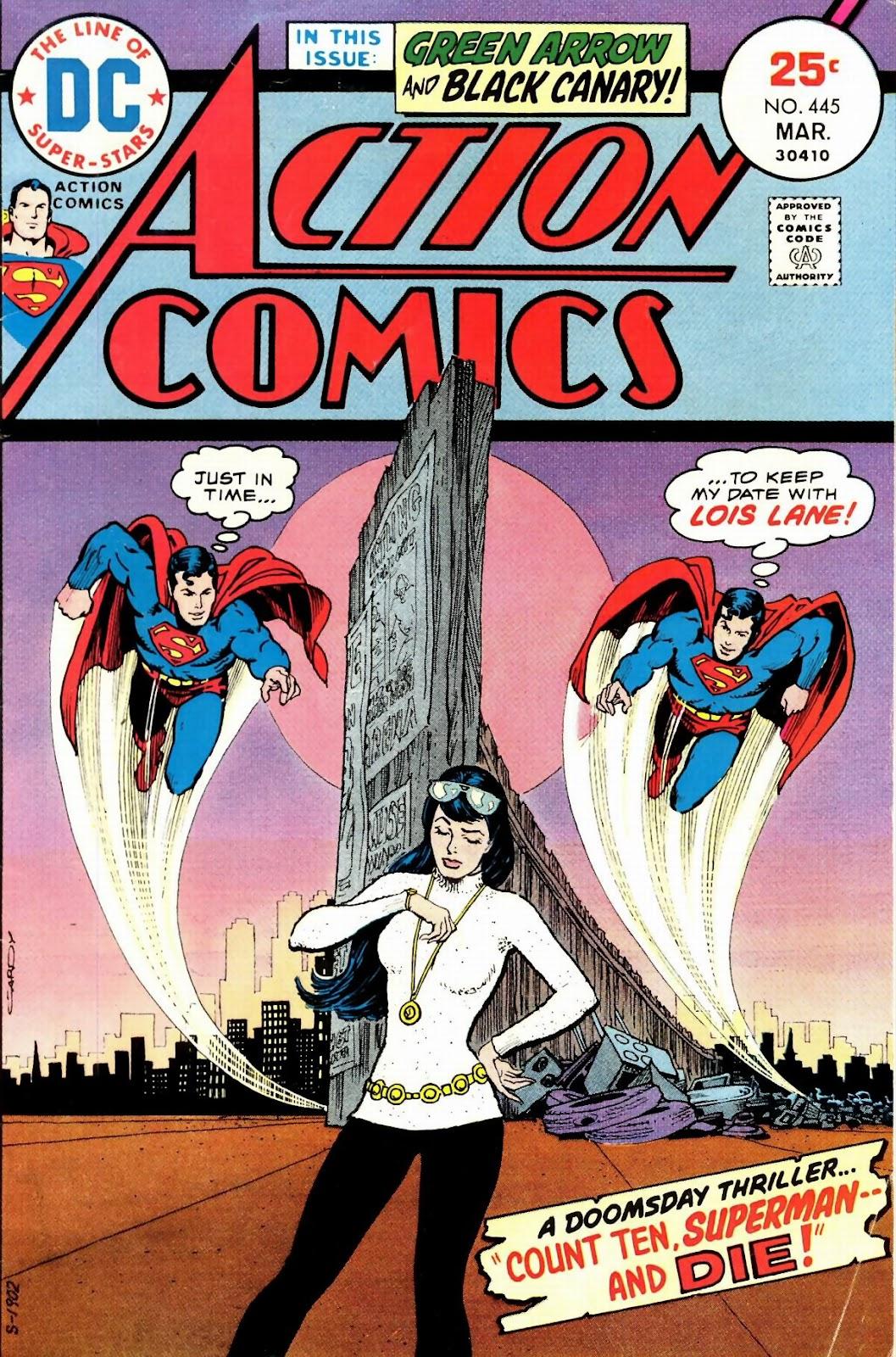 Action Comics (1938) 445 Page 1